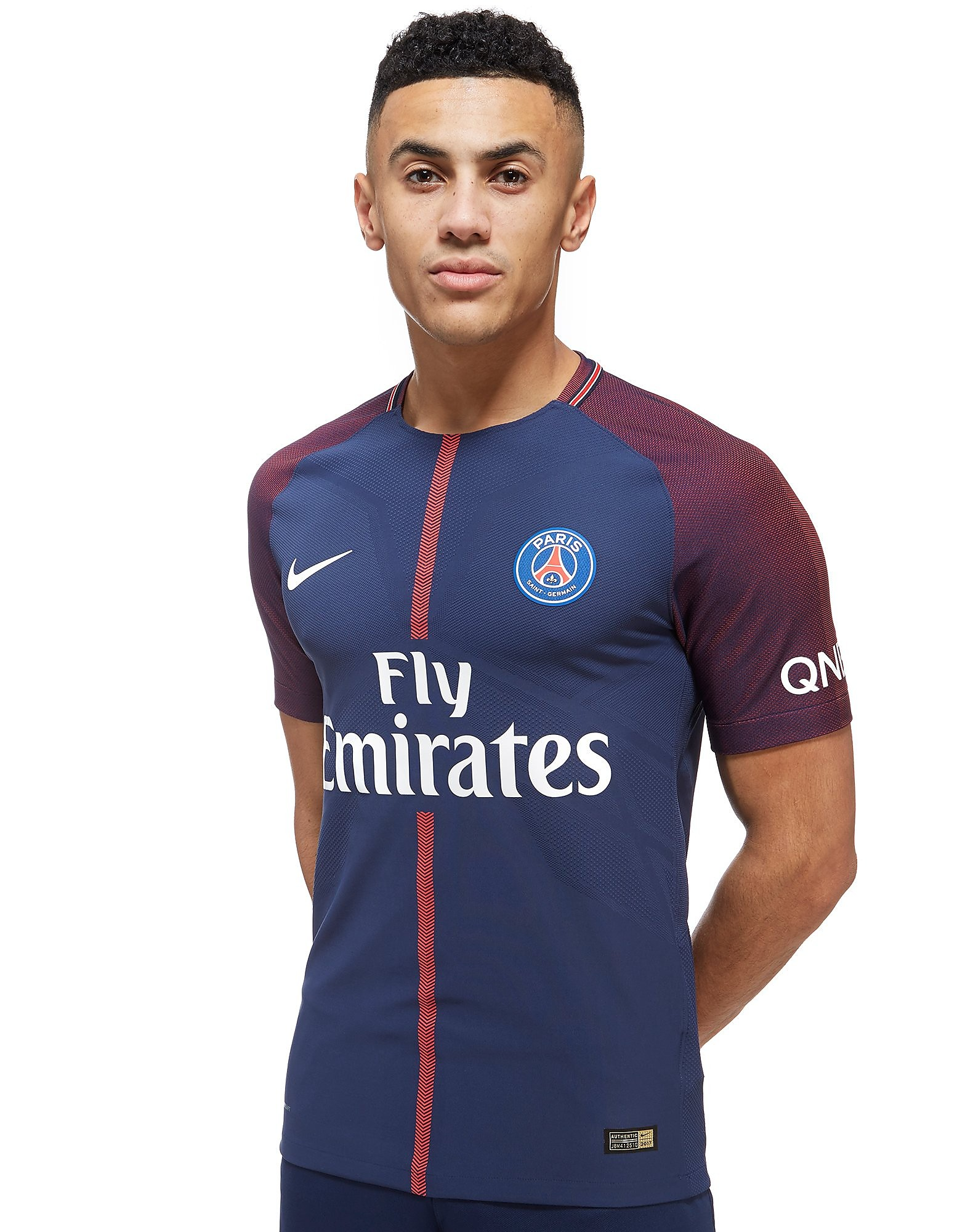 Nike Paris Saint Germain Home 2017/18 Vapor Match Shirt