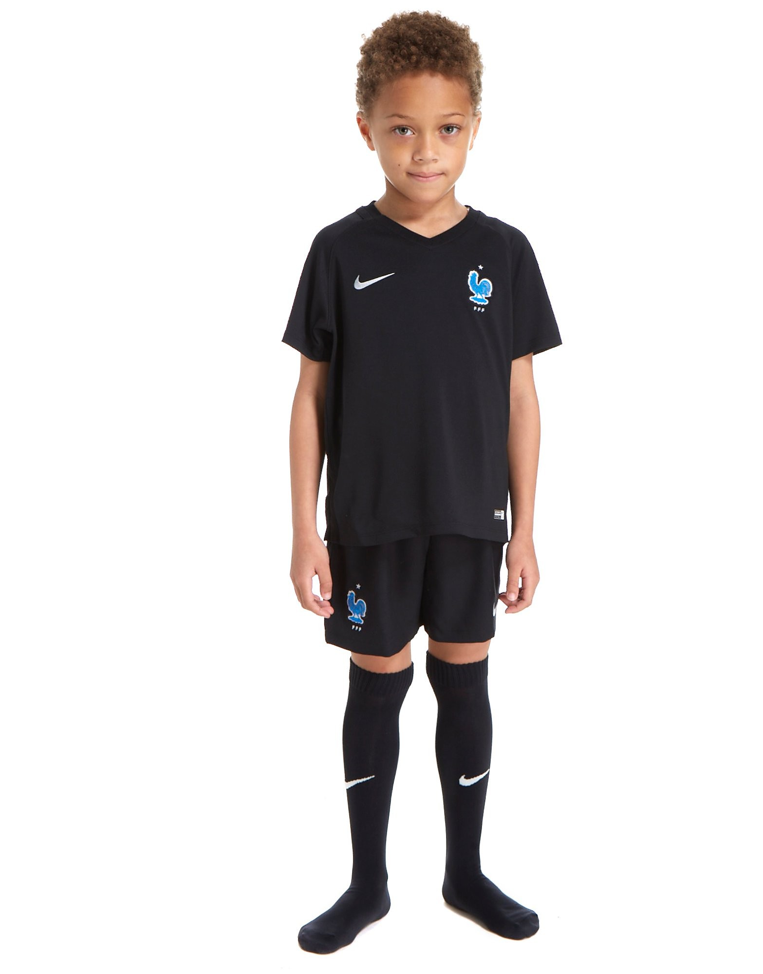 Nike France Stadium Kit Children