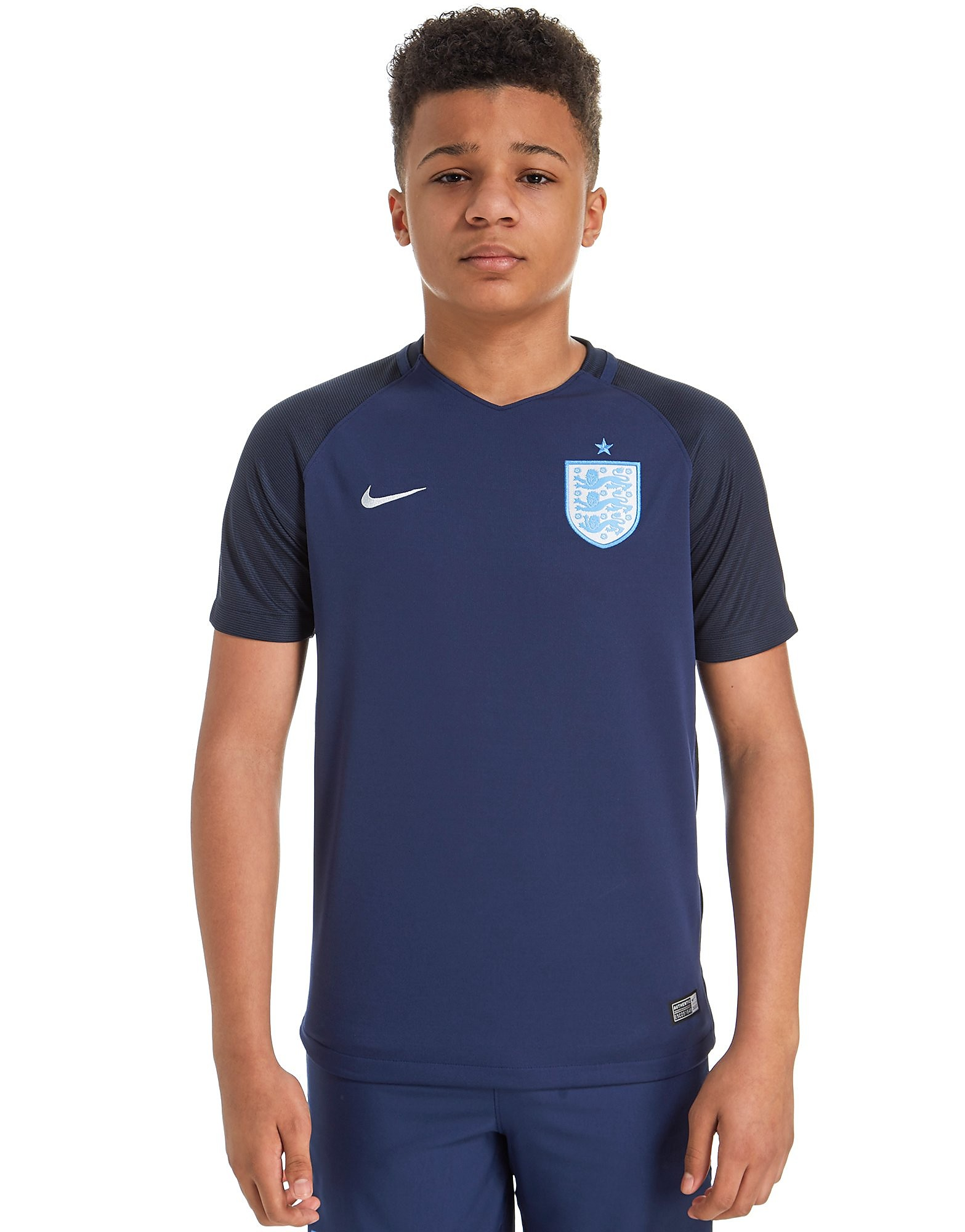 Nike England 2017 Away Shirt Junior