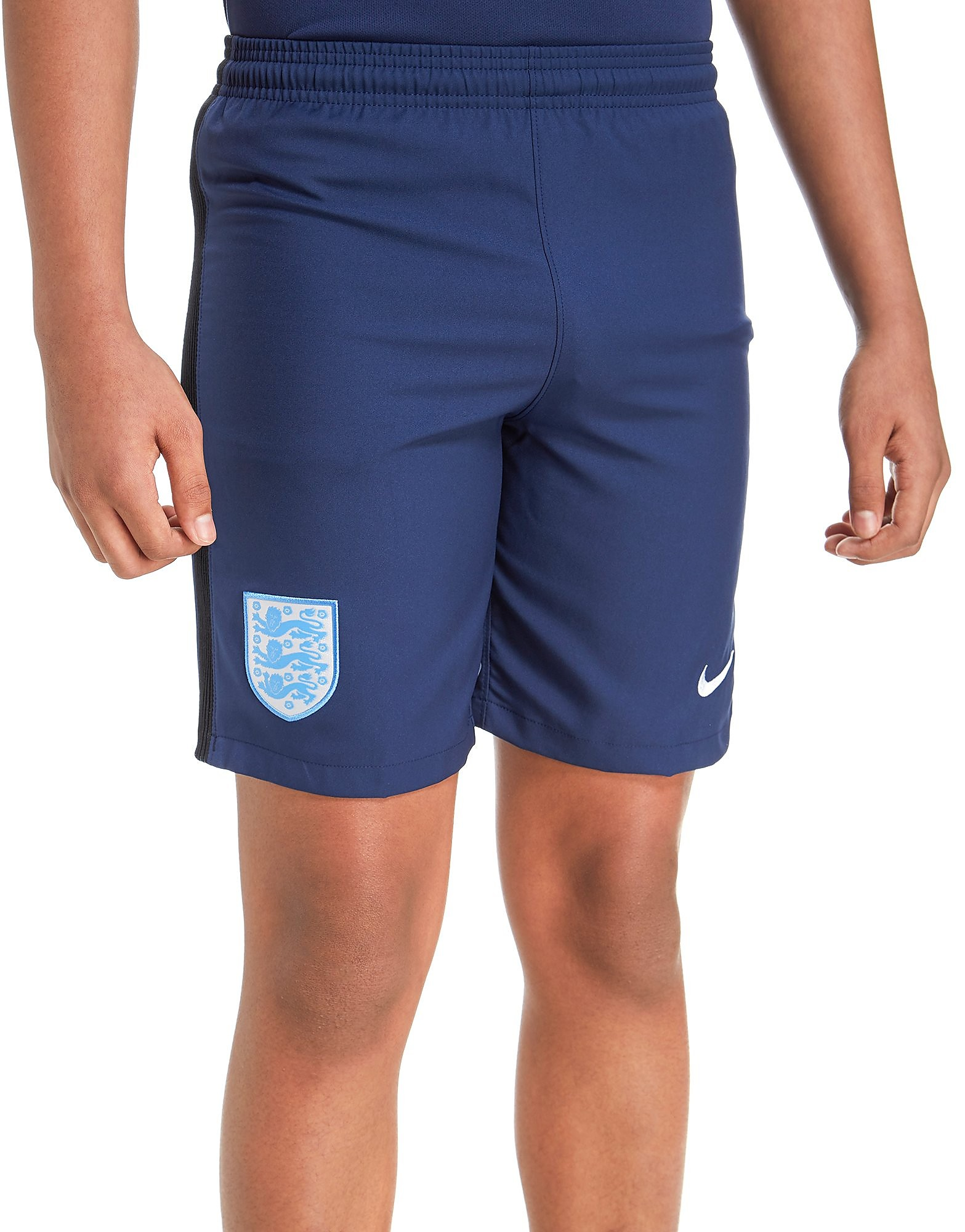 Nike England 2017 Away Shorts Junior