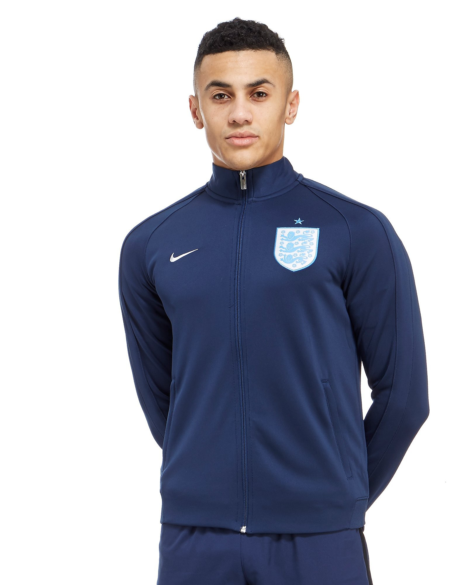 Nike Veste de survêtement N98 Angleterre 2017 Homme