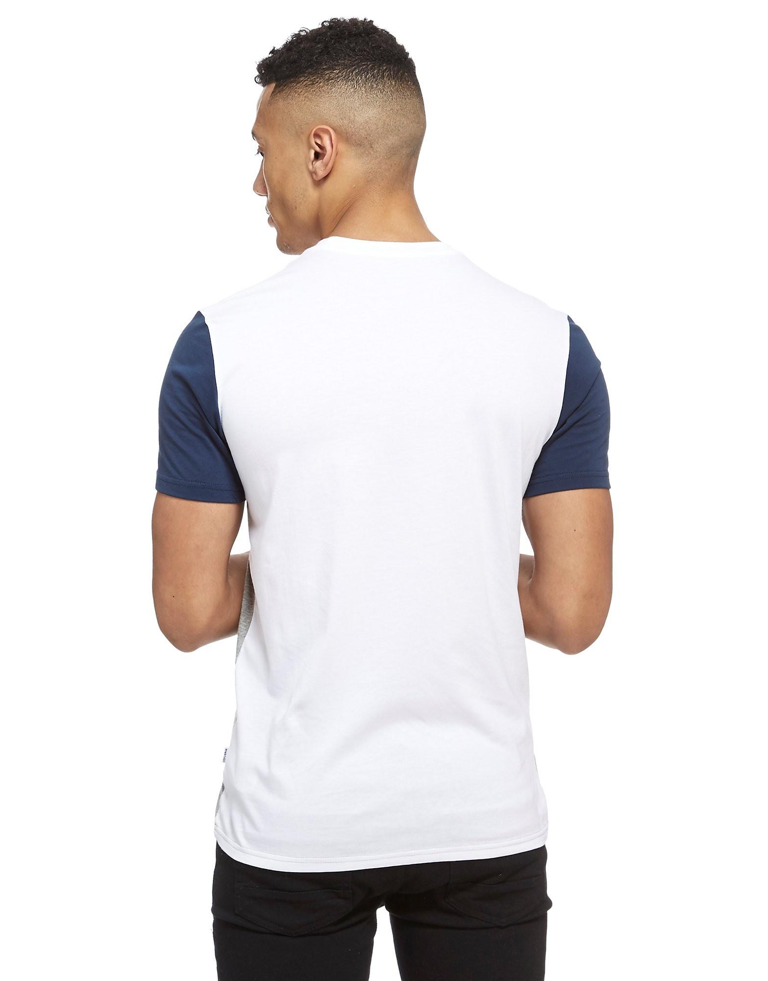 Converse Chuck Tri Colour Blend T-Shirt