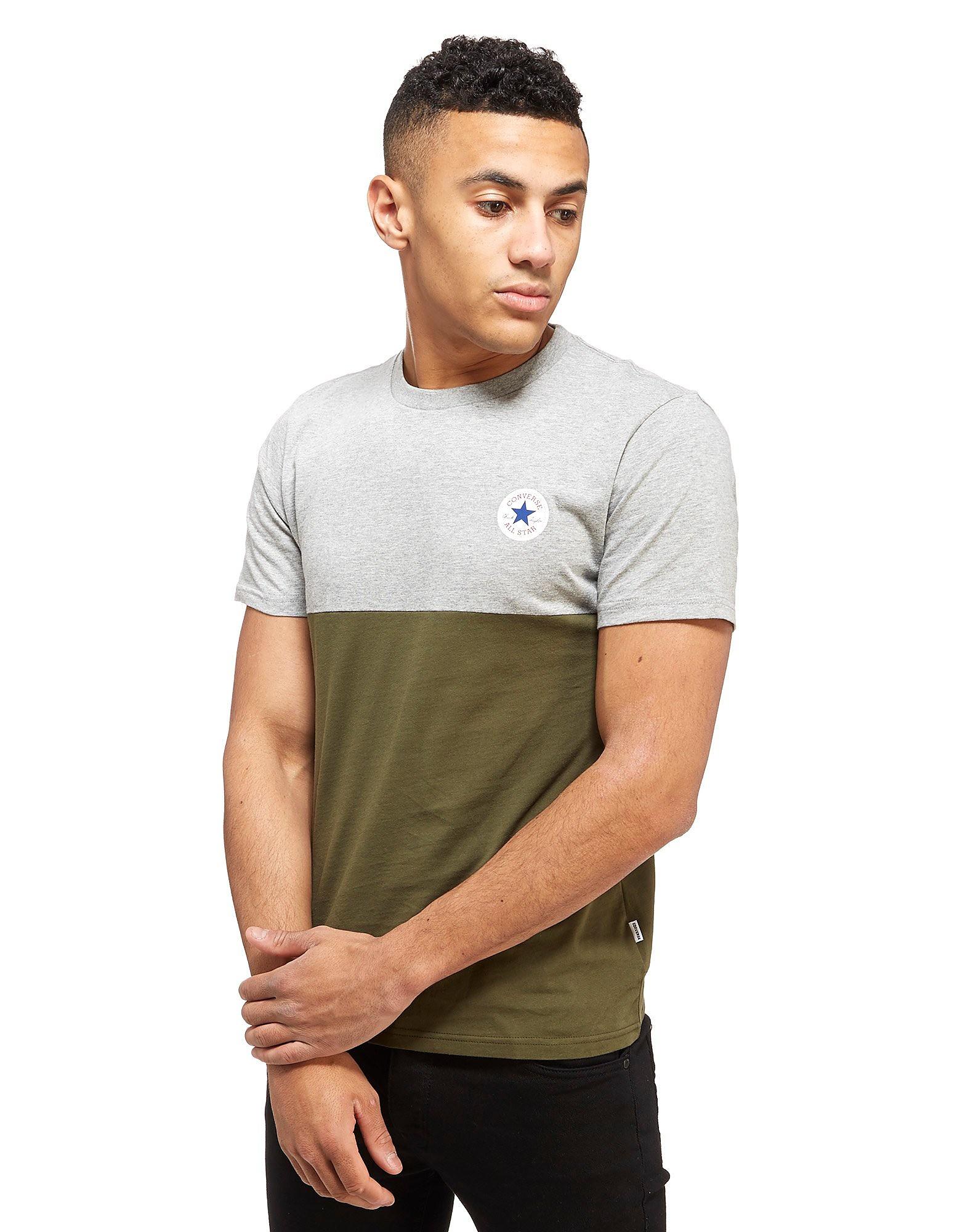 Converse Chuck Colour Block T-Shirt