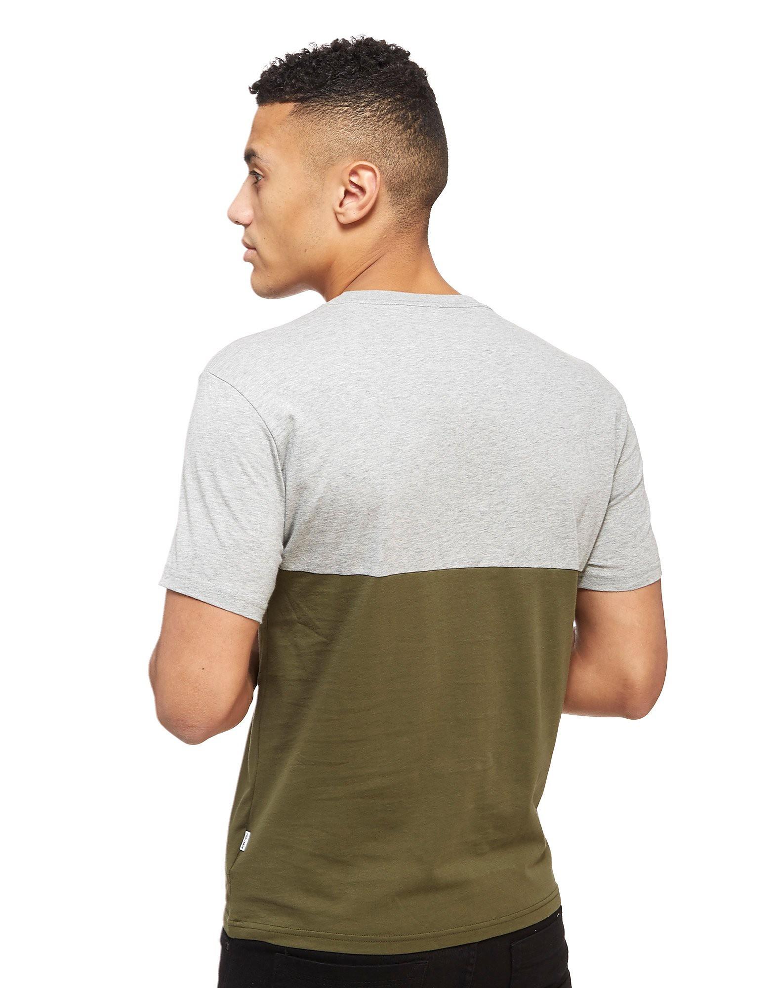 Converse T-shirt Chuck Colour Block Homme