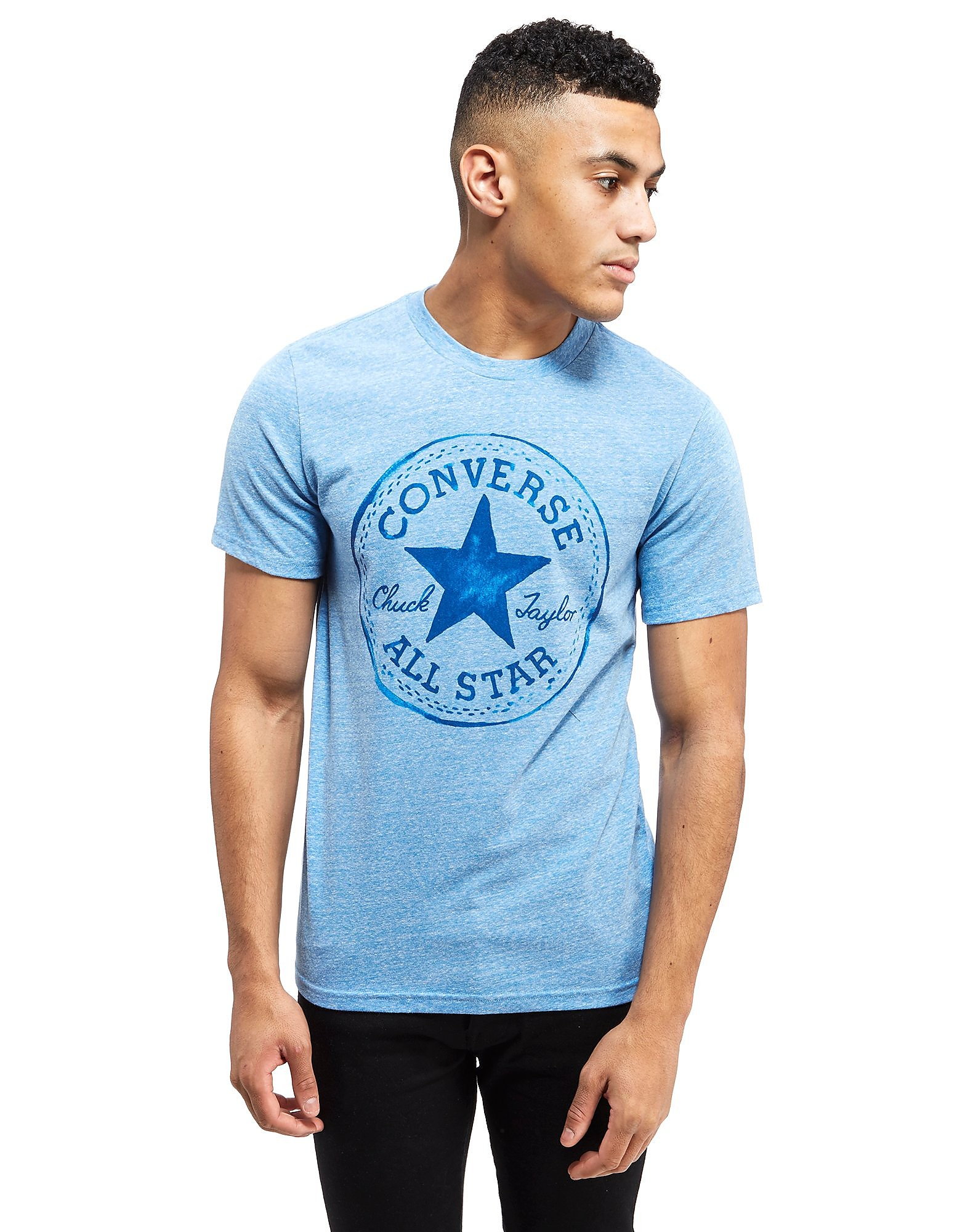 Converse T-shirt Chuck Taylor Patch Homme