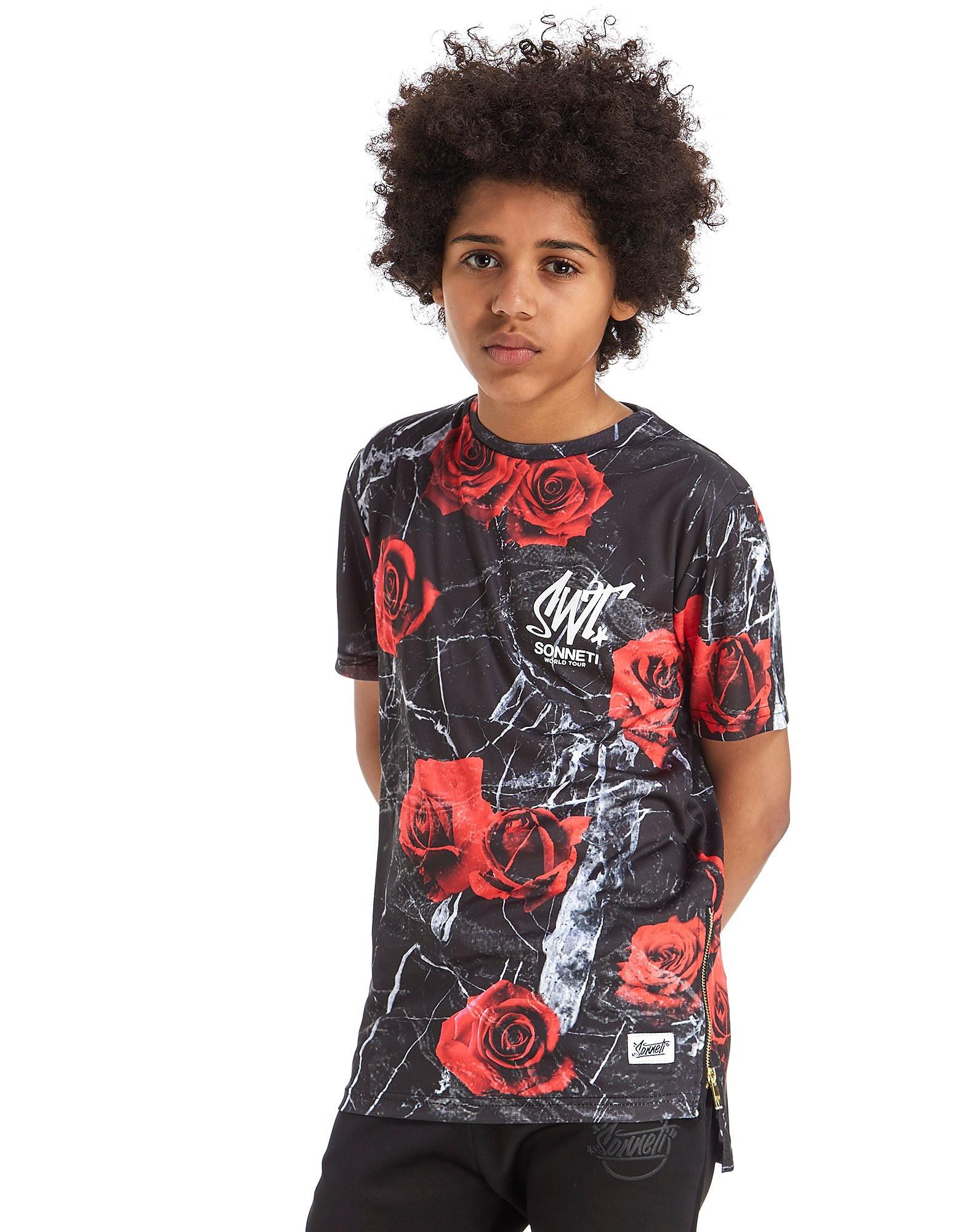 Sonneti Marble Rose T-Shirt Junior