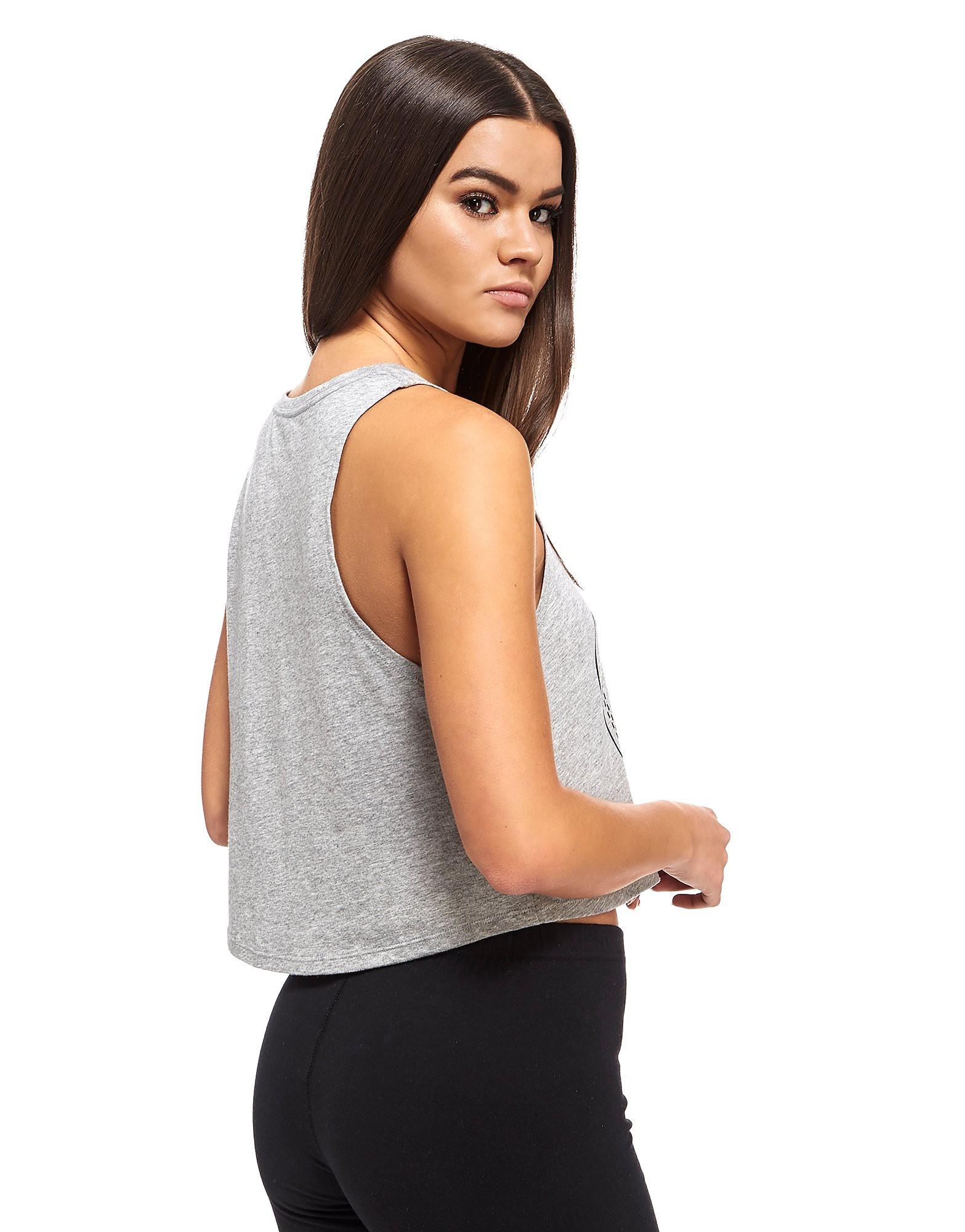 Converse Glossy Crop Vest