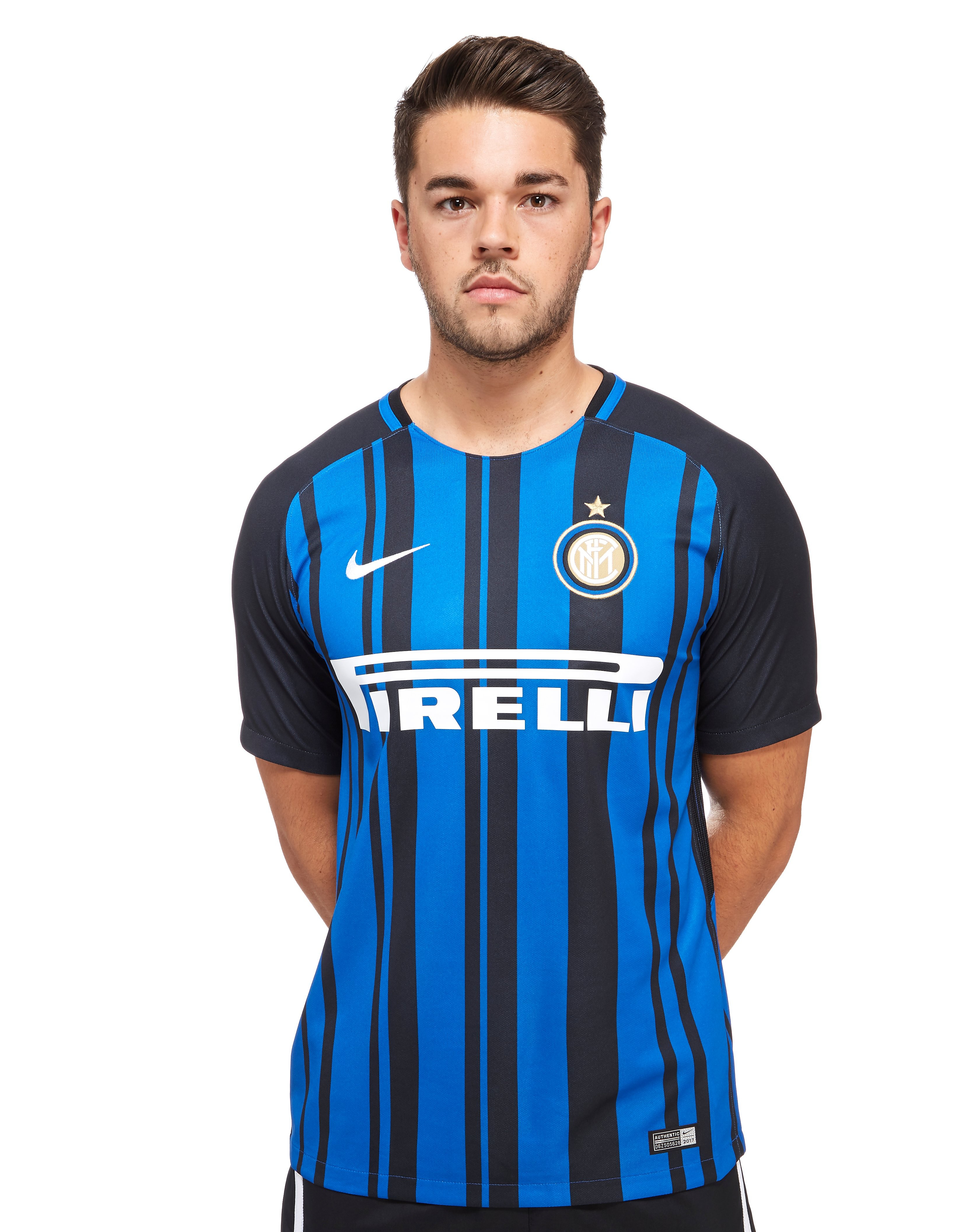 Nike Inter Milan 2017/18 Home Shirt