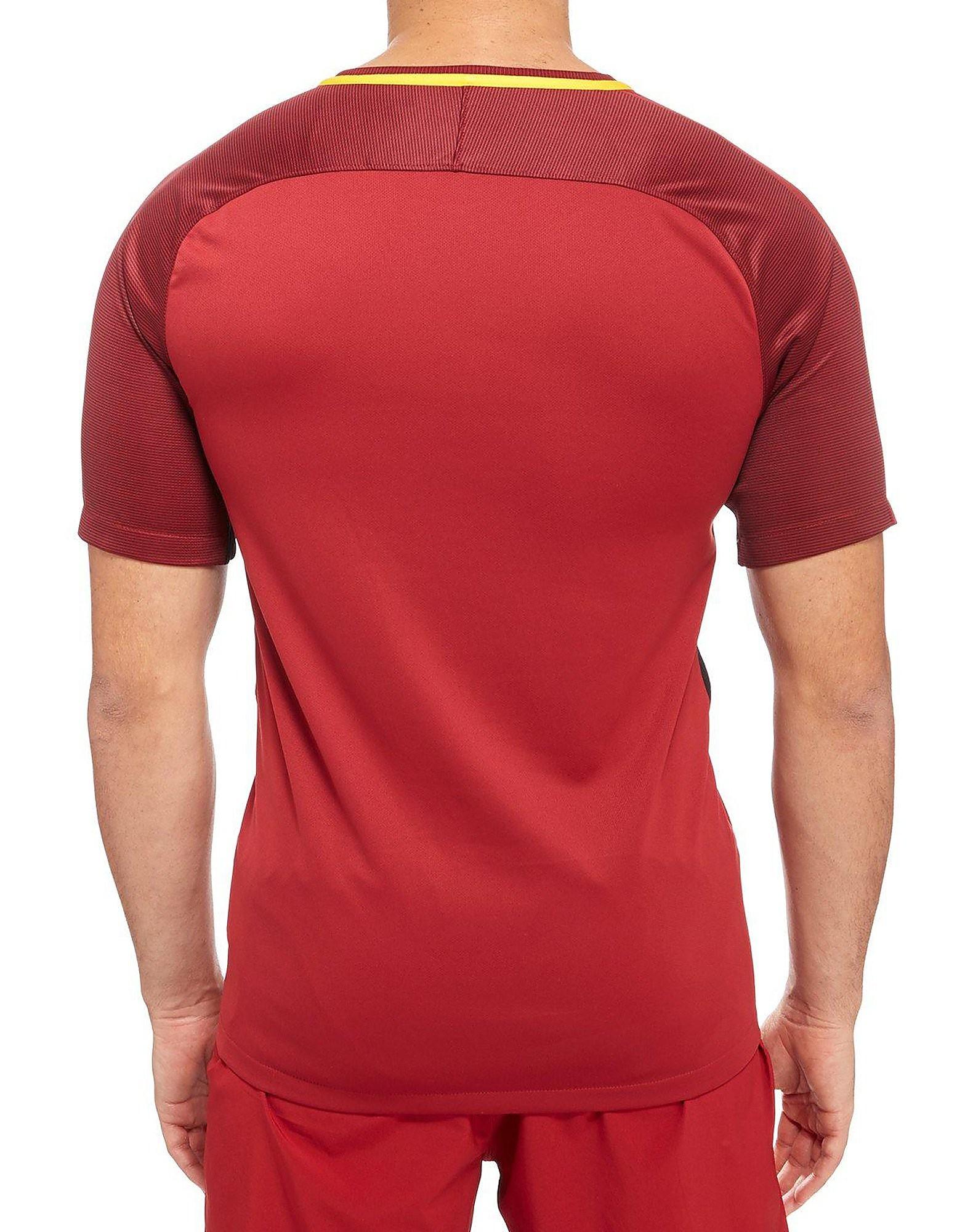 Nike Roma 2017/18 Home Shirt