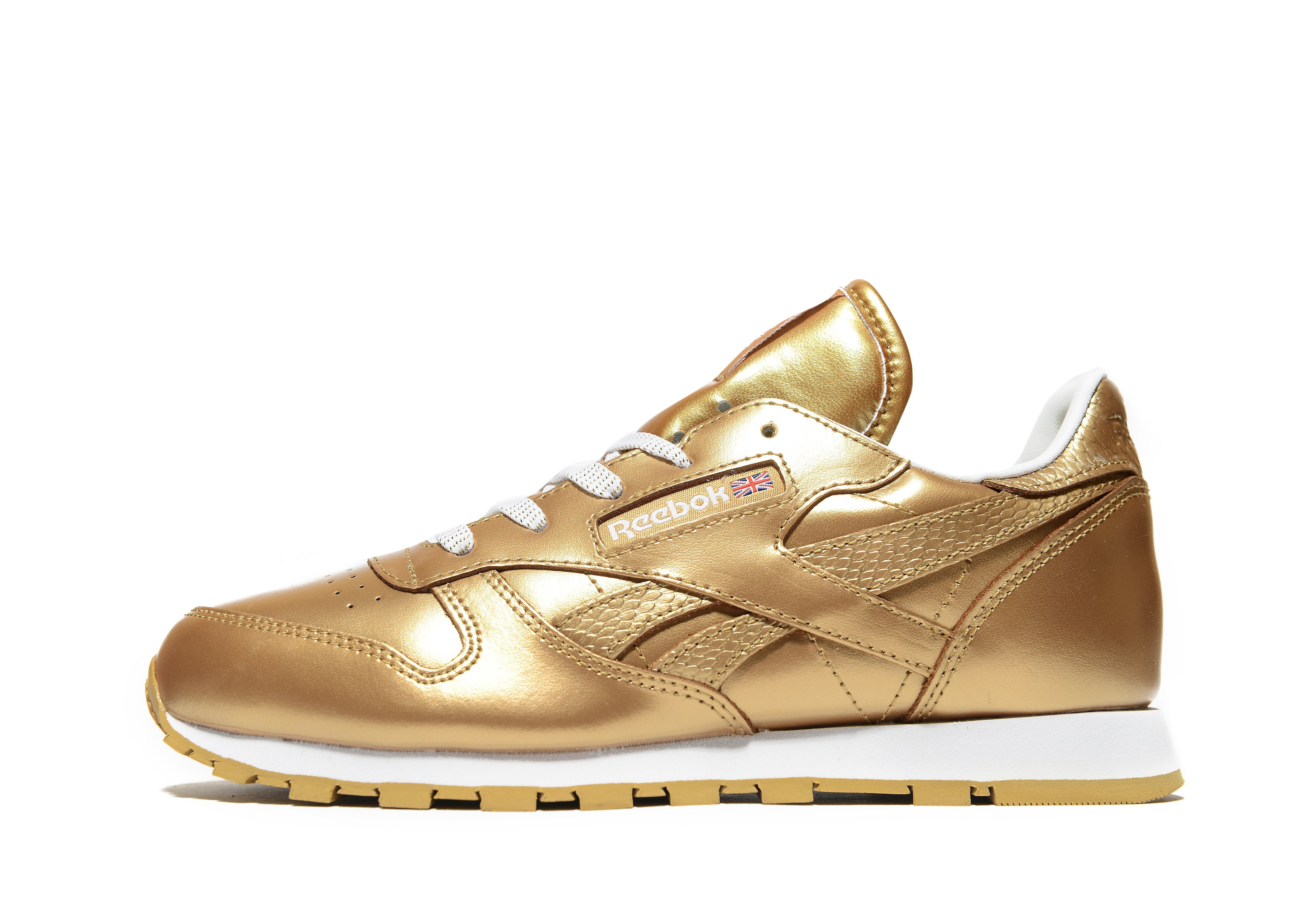 Reebok Classic Leather Metallic Barn