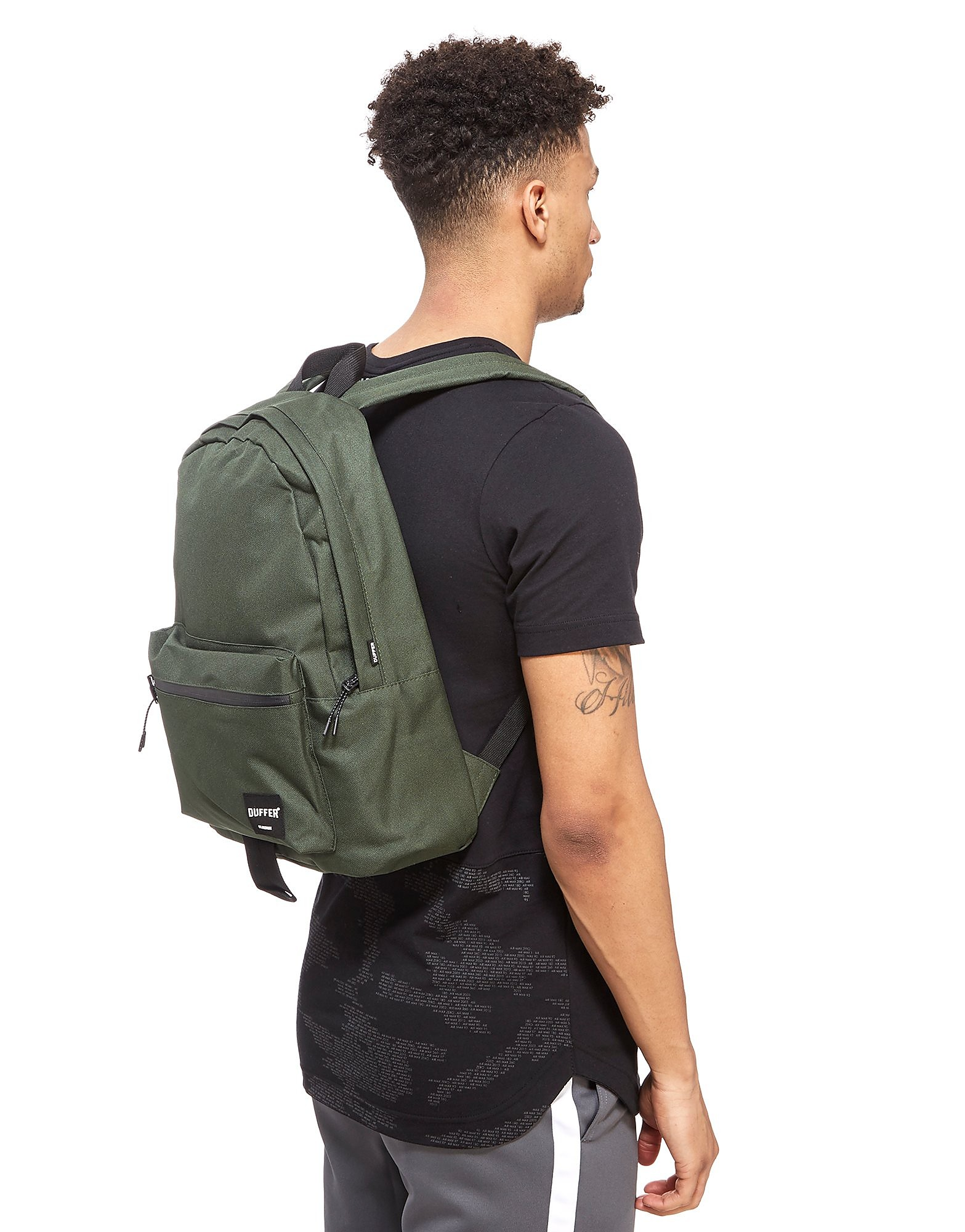 Duffer of St George Black Label Mitel Backpack