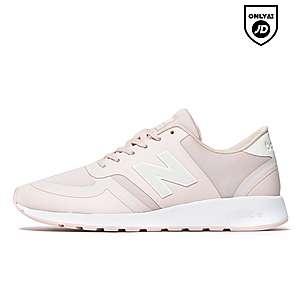 new balance 420 rosas mujer