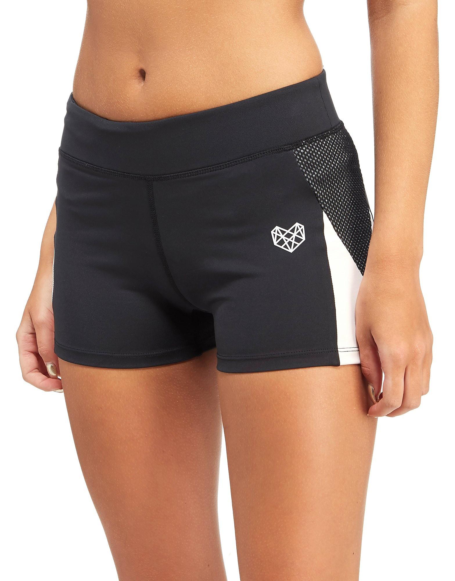 Pink Soda Sport Chunky Mesh Shorts