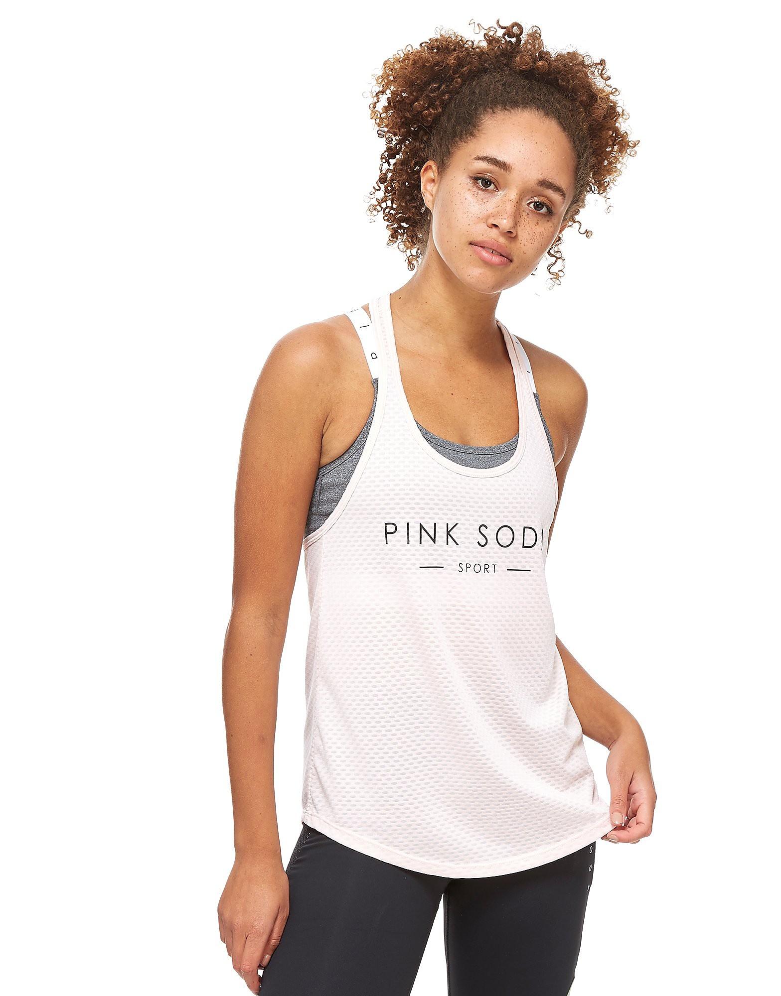 Pink Soda Sport Cross Strap 2-In-1 Vest