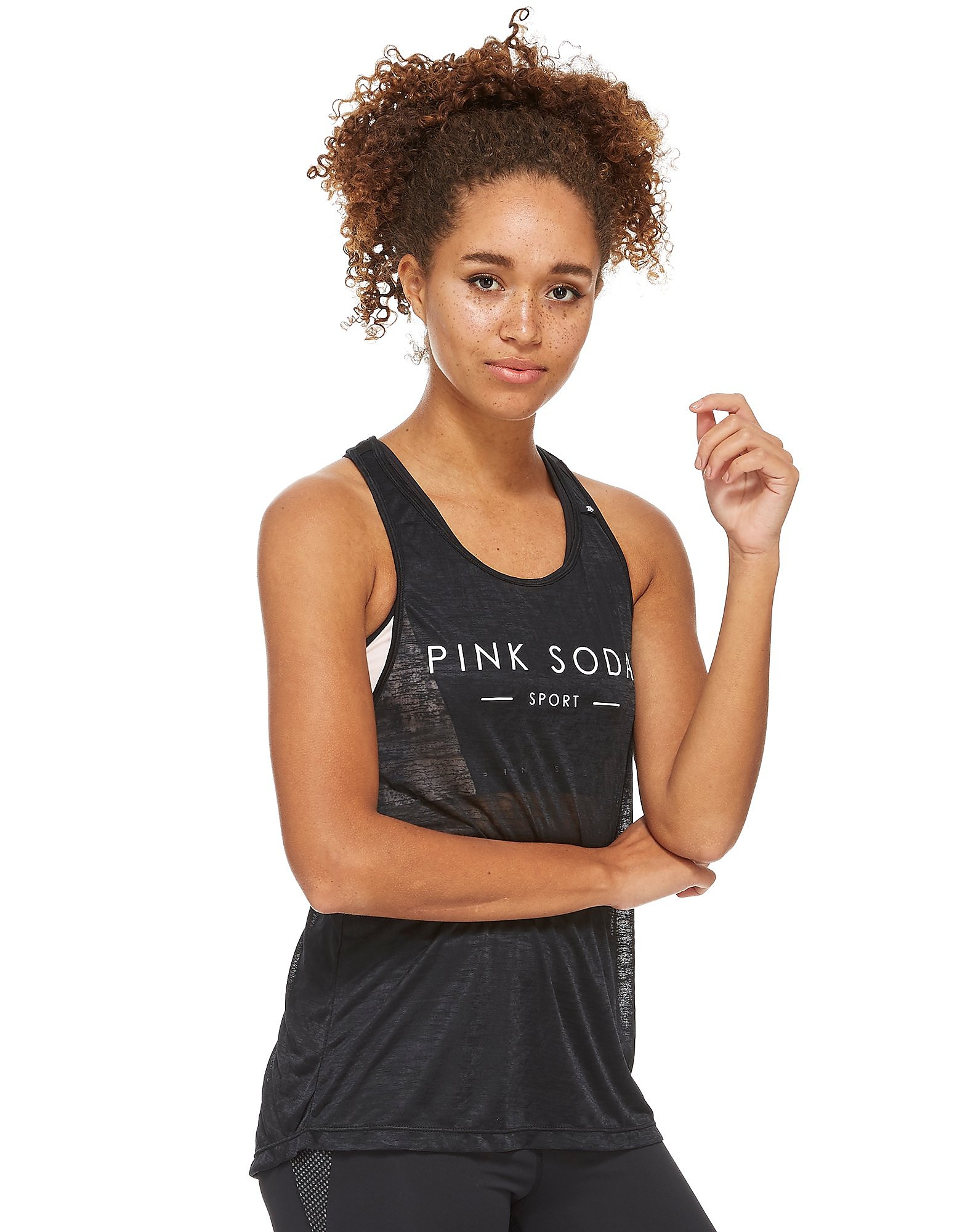 Pink Soda Sport Reps Tank Top