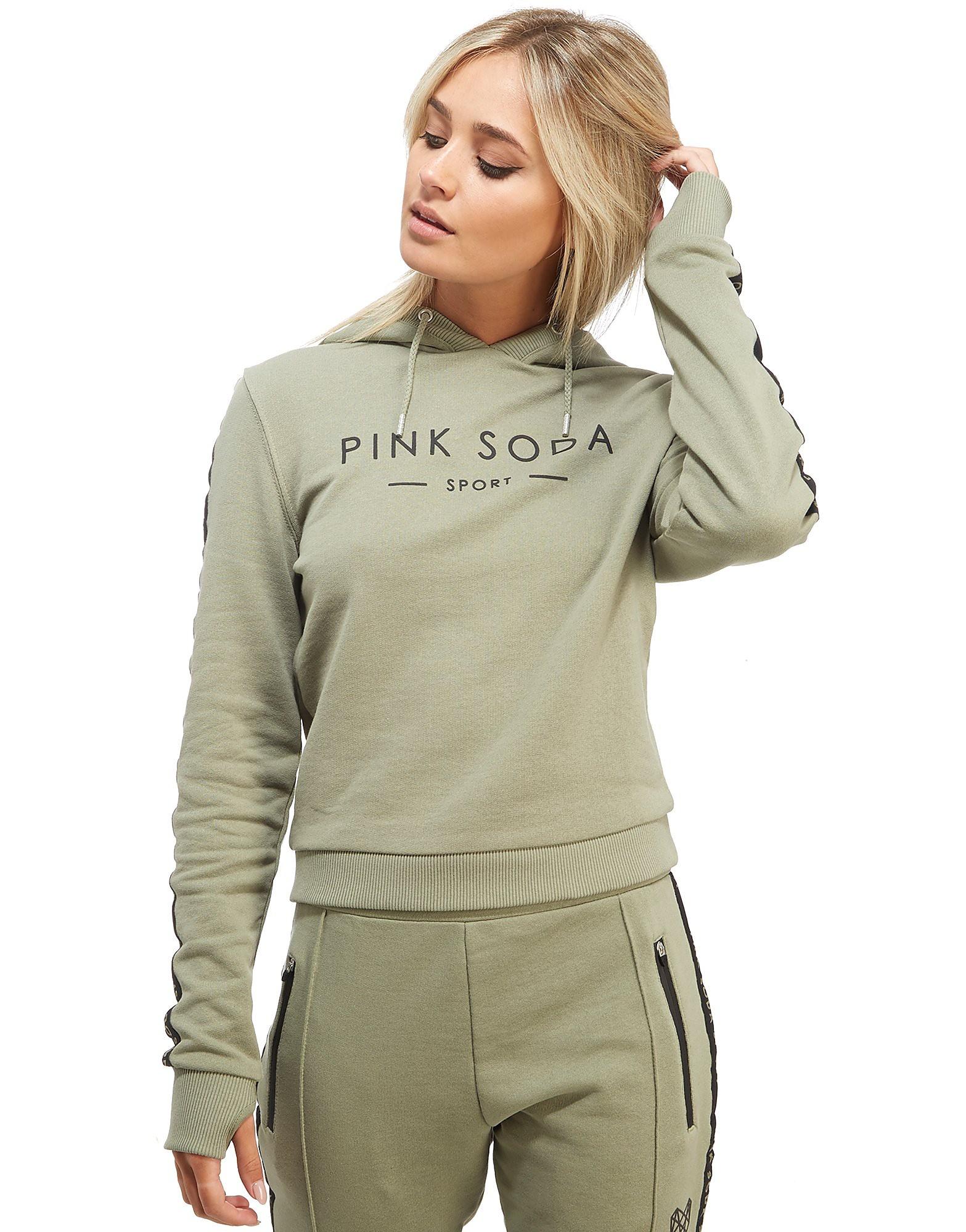 Pink Soda Sport Tape Hoody
