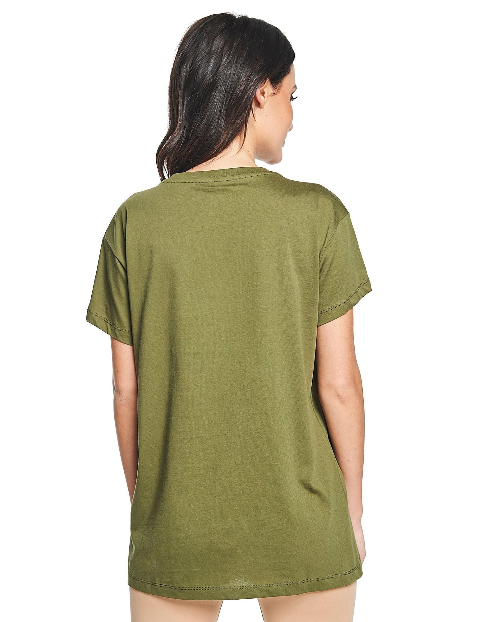 PUMA Embossed Boyfriend T-Shirt