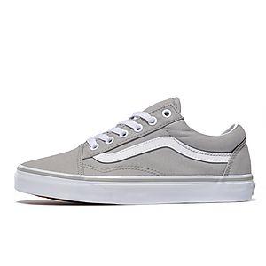 vans women grey