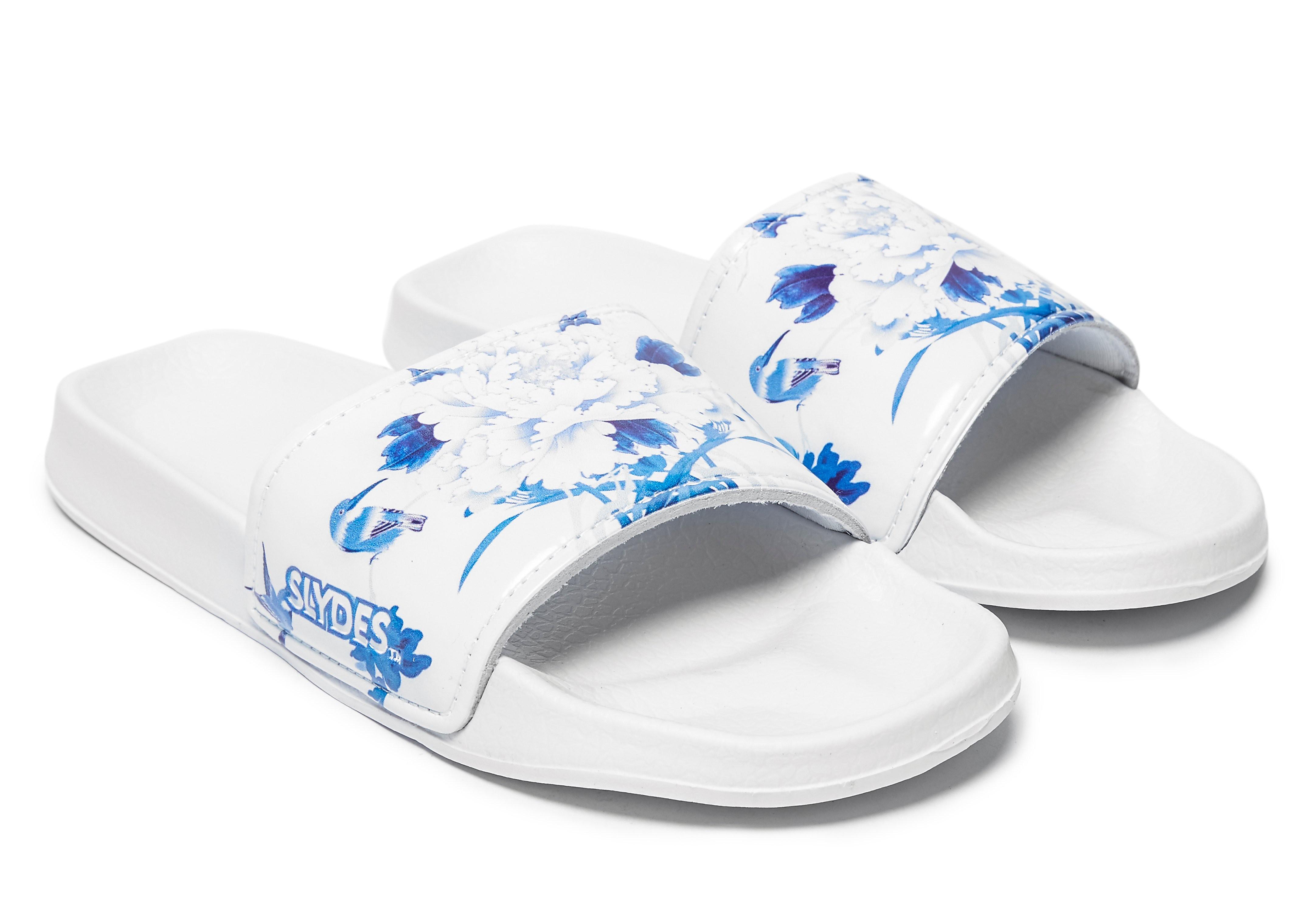 Slydes Porcelain Slides Women's