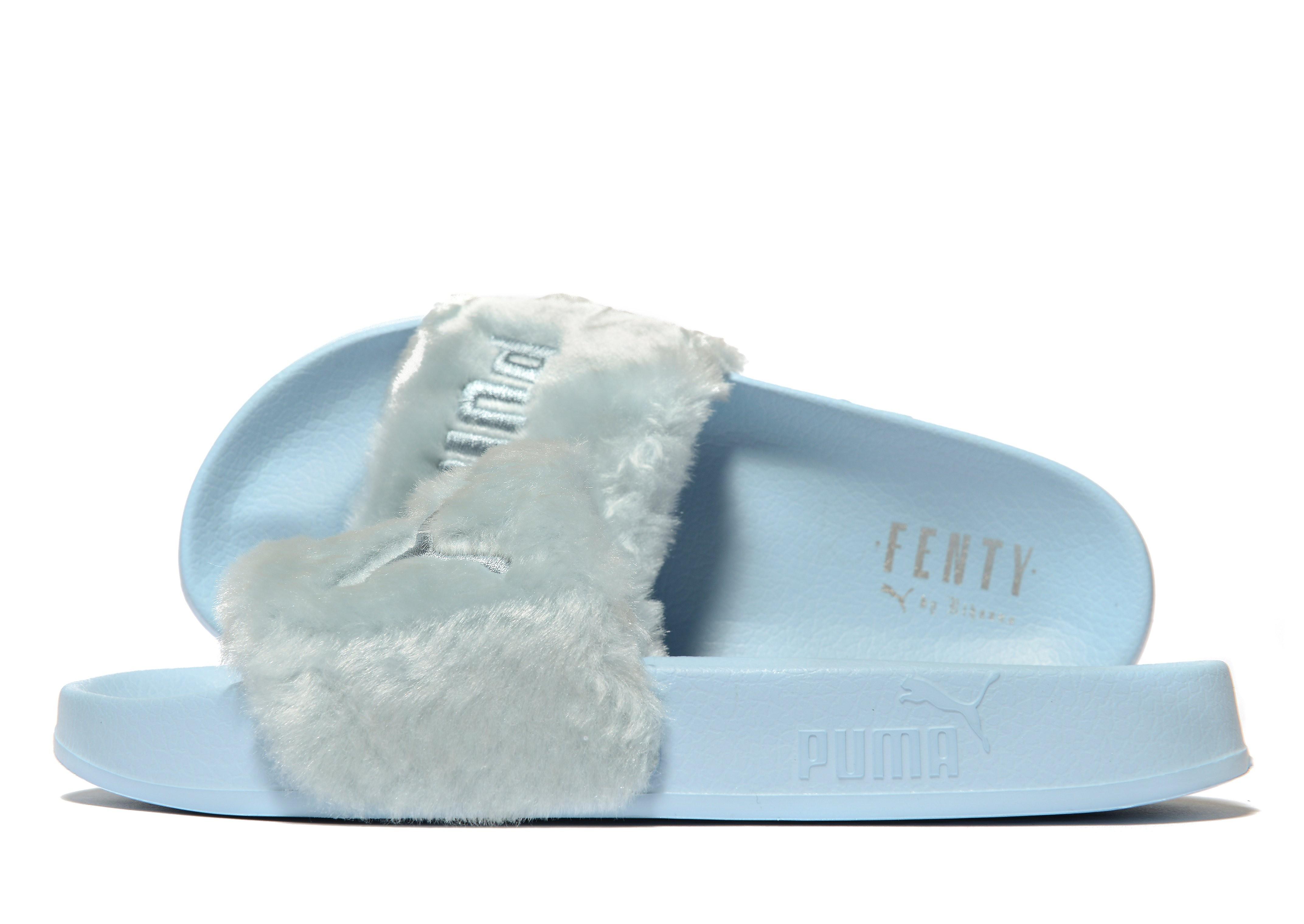 PUMA Fenty Fur Slides Women's