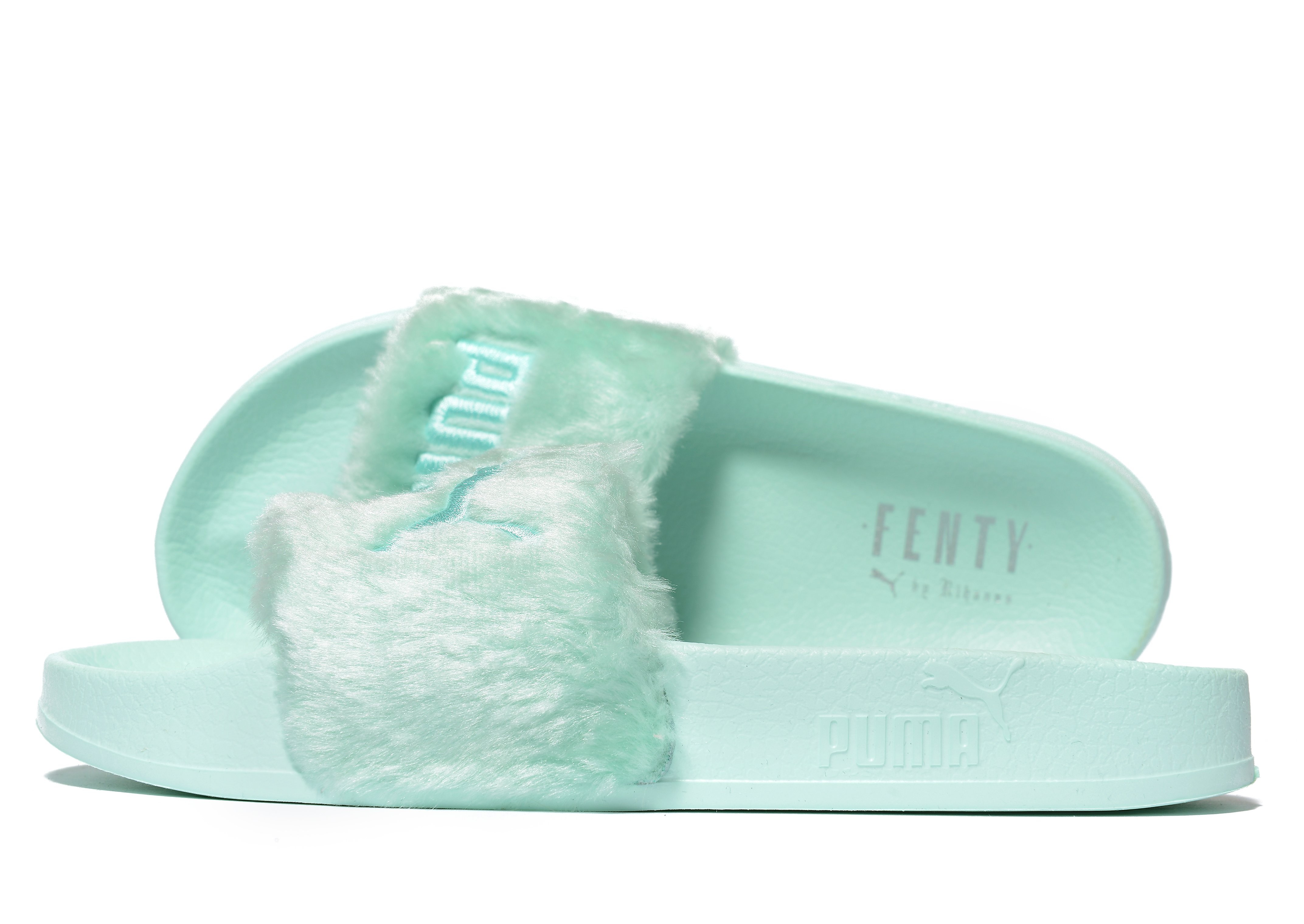 PUMA Fenty Fur Slides Women's