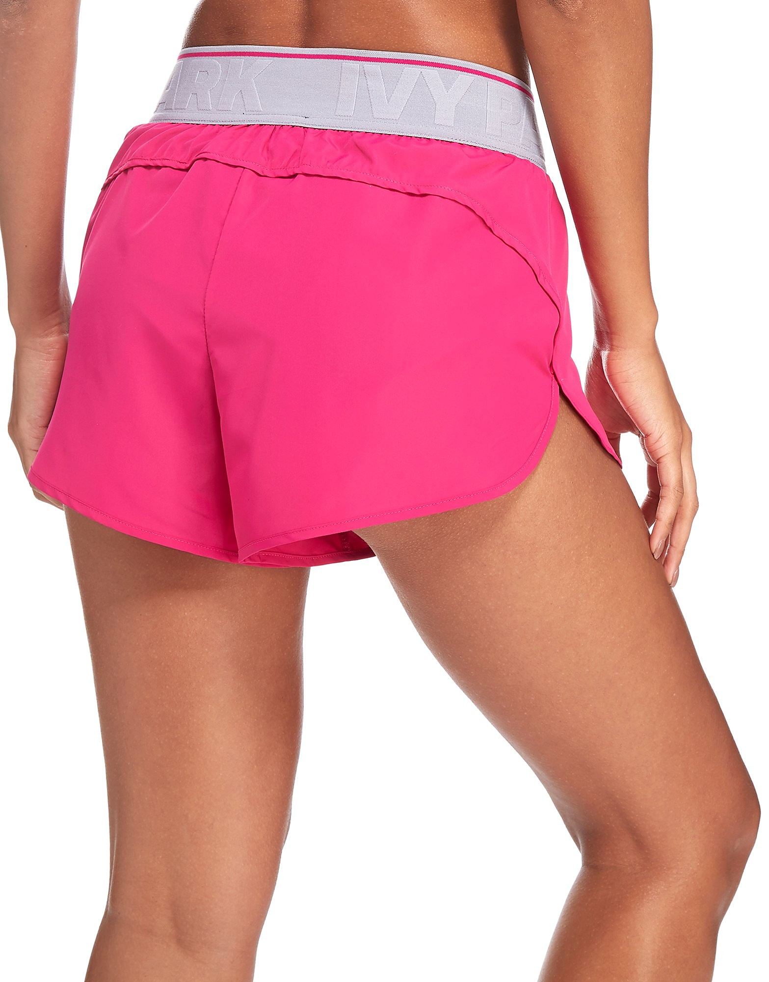 IVY PARK Tape Run Shorts