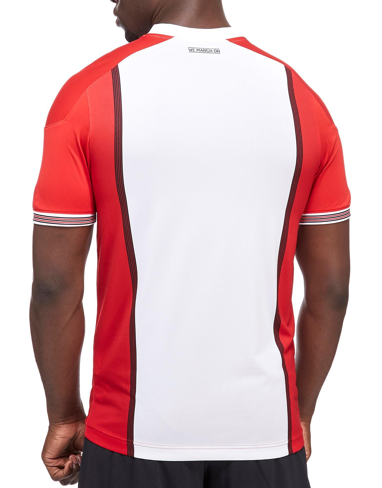 Under Armour Southampton FC 2017/18 Home Shirt