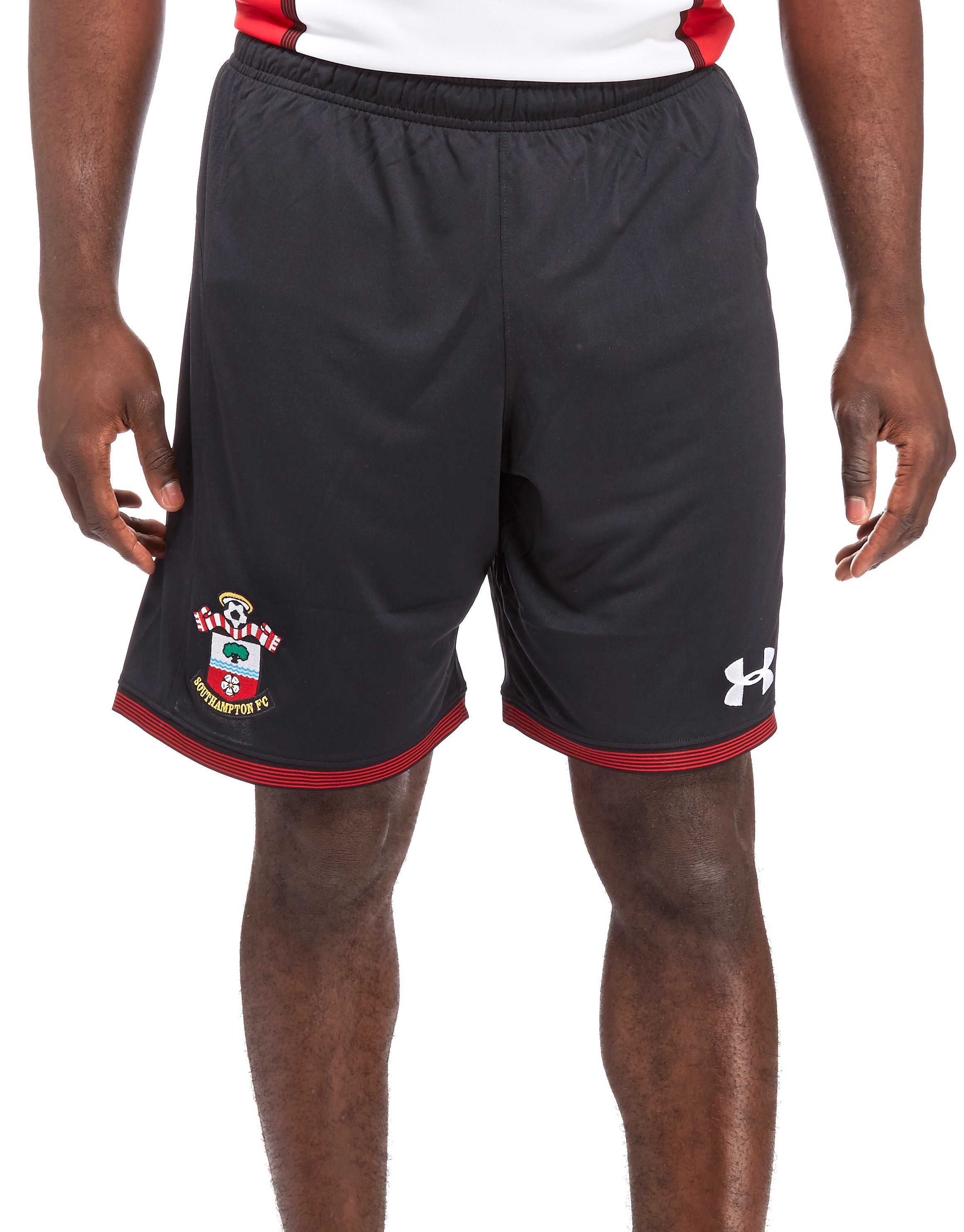 Under Armour Southampton FC 2017/18 Home Shorts