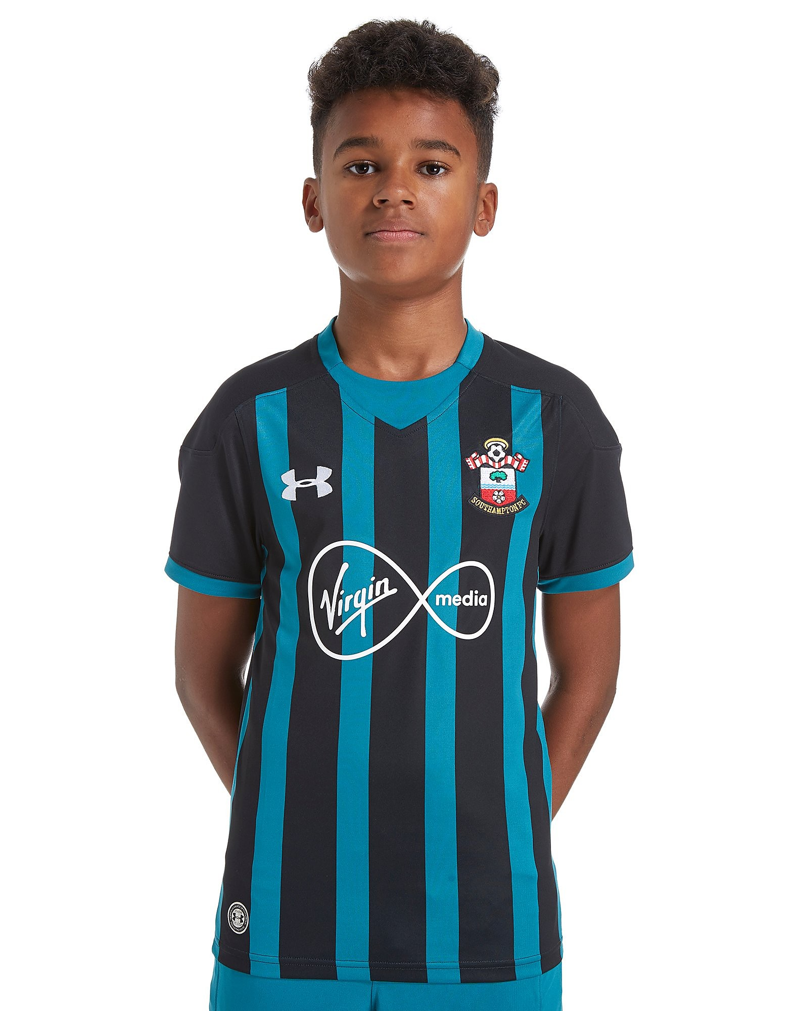 Under Armour Southampton FC 2017/18 Away Shirt Junior