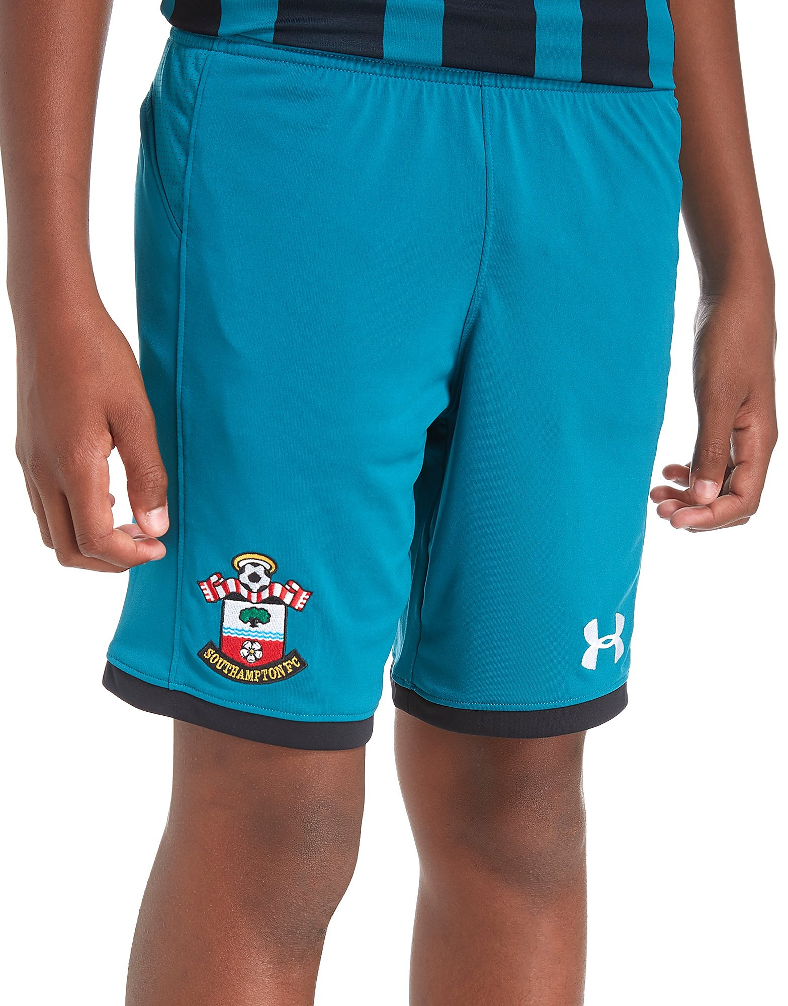 Under Armour Southampton FC 2017/18 Away Shorts Jnr PRE ORDER