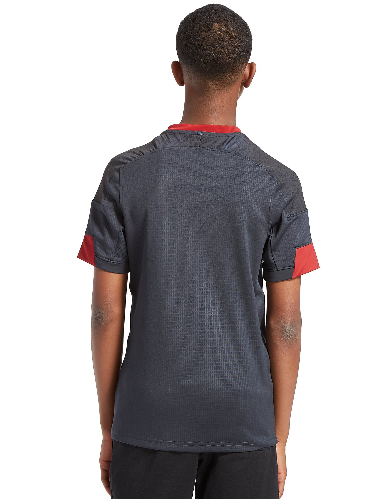 Under Armour Wales RU Away 17/18 Shirt Junior
