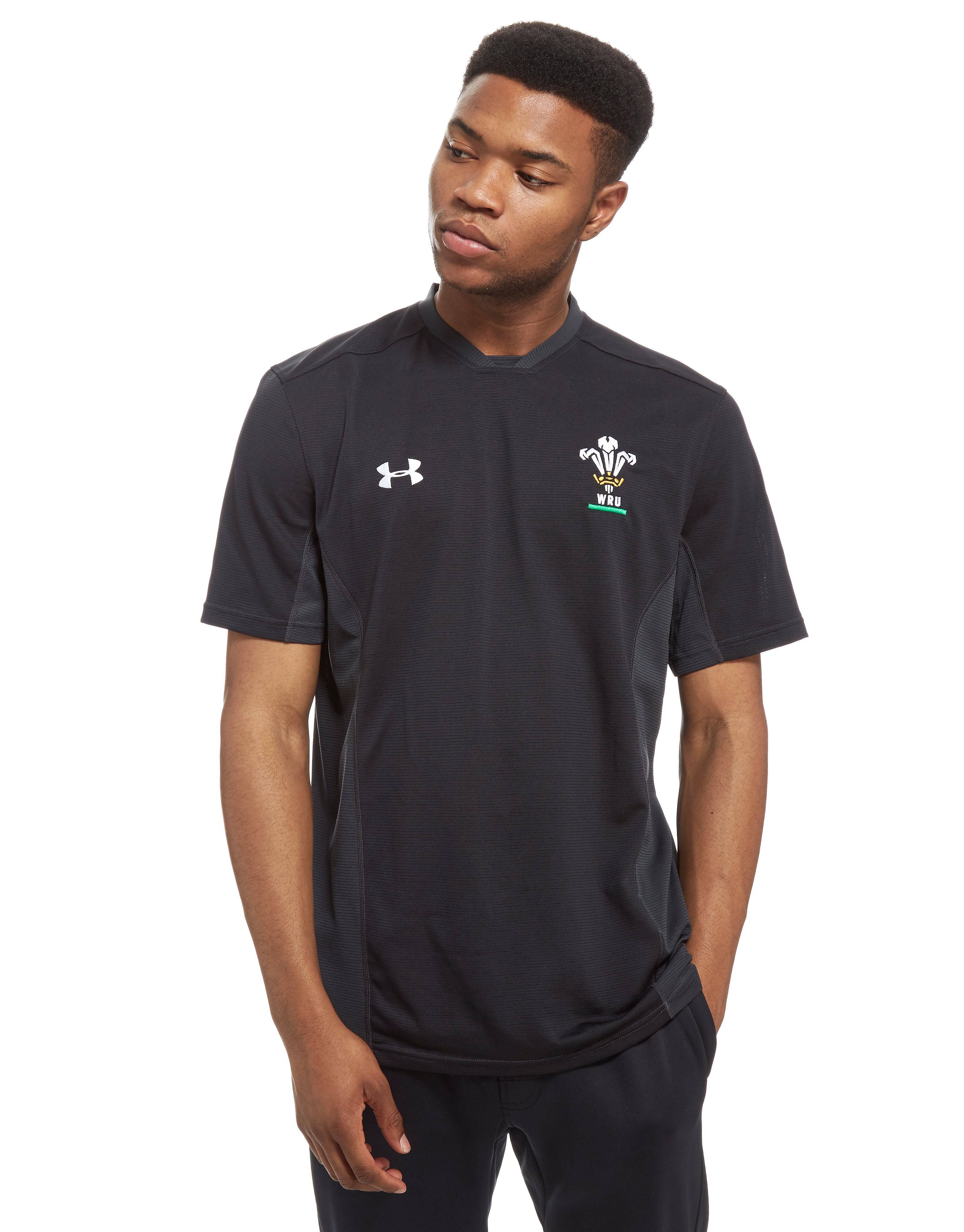 Under Armour Wales RU Training T-Shirt