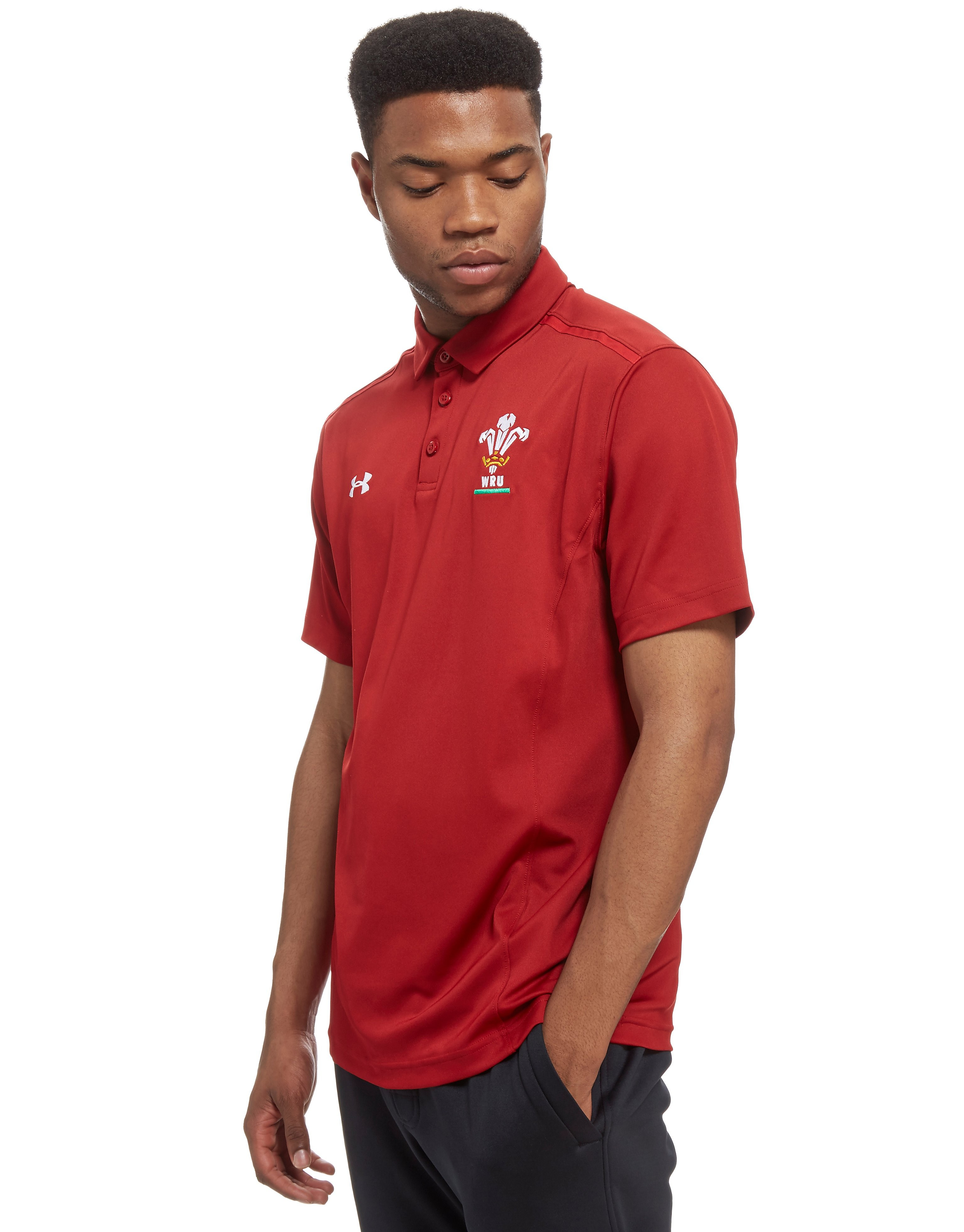 Under Armour Wales RU Polo Shirt