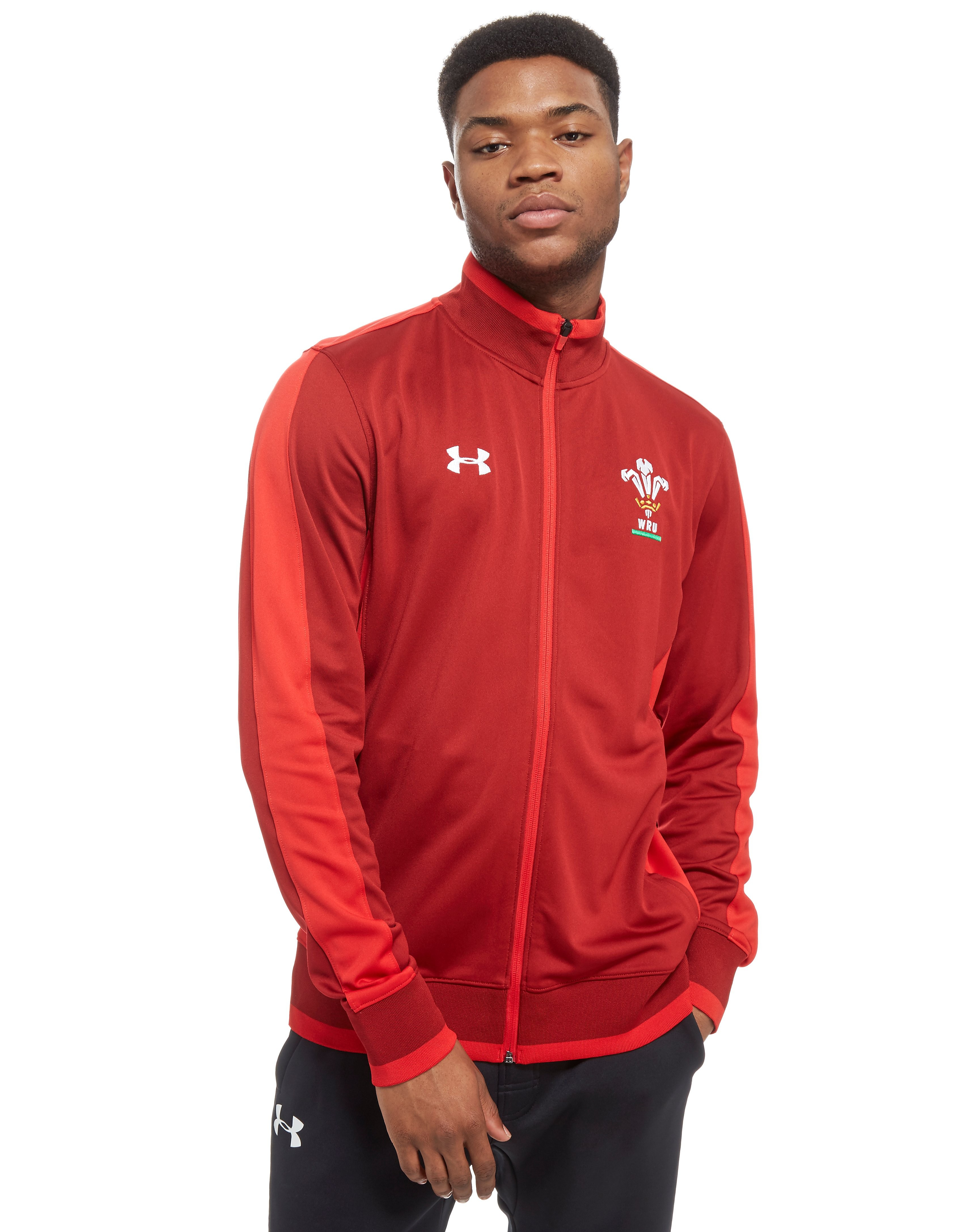 Under Armour Wales RU Track Jacket