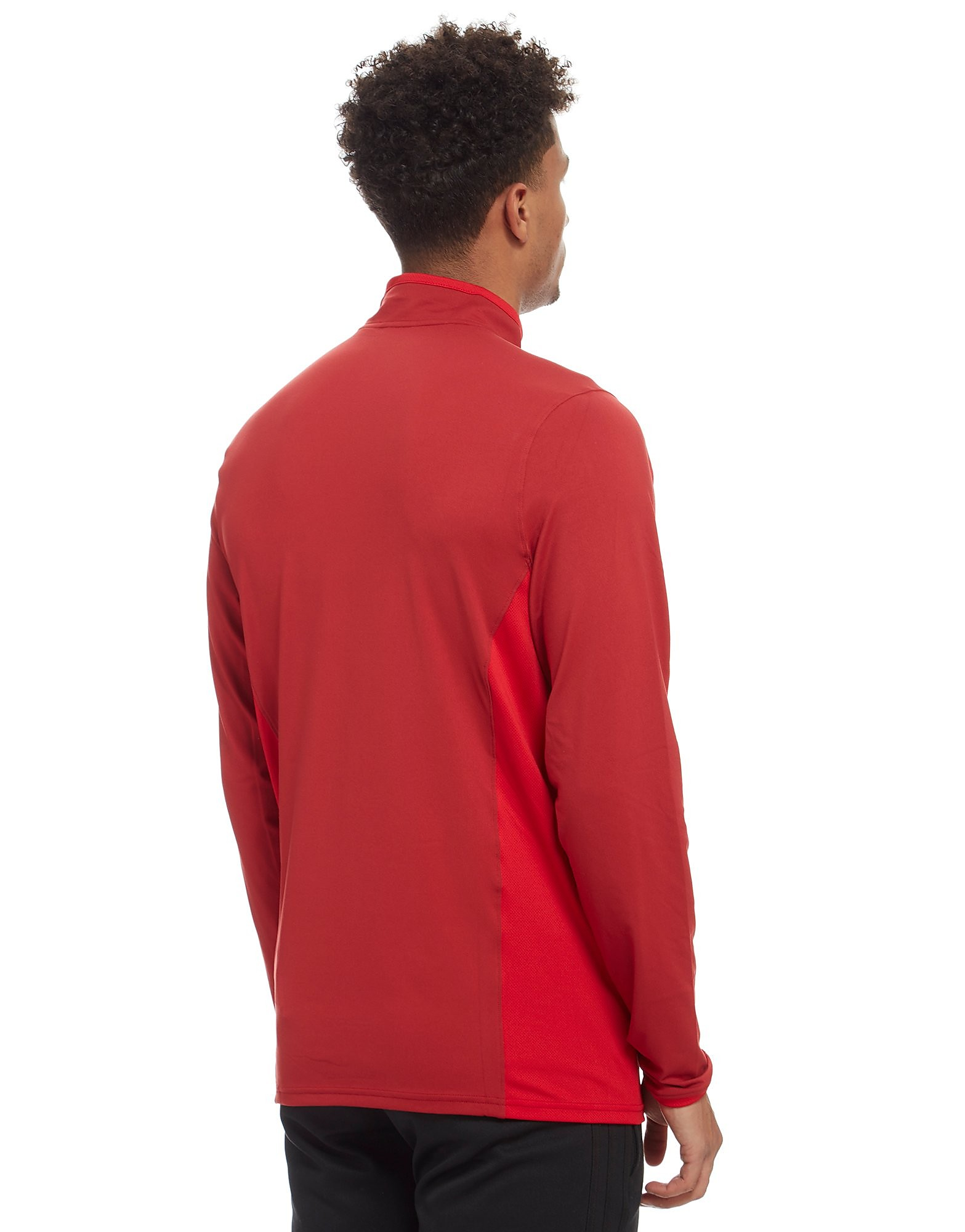 Under Armour Wales RU 1/4 RV Top