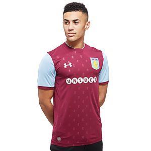 35d564625b6 Under Armour Aston Villa Home Shirt 2017 18 ...