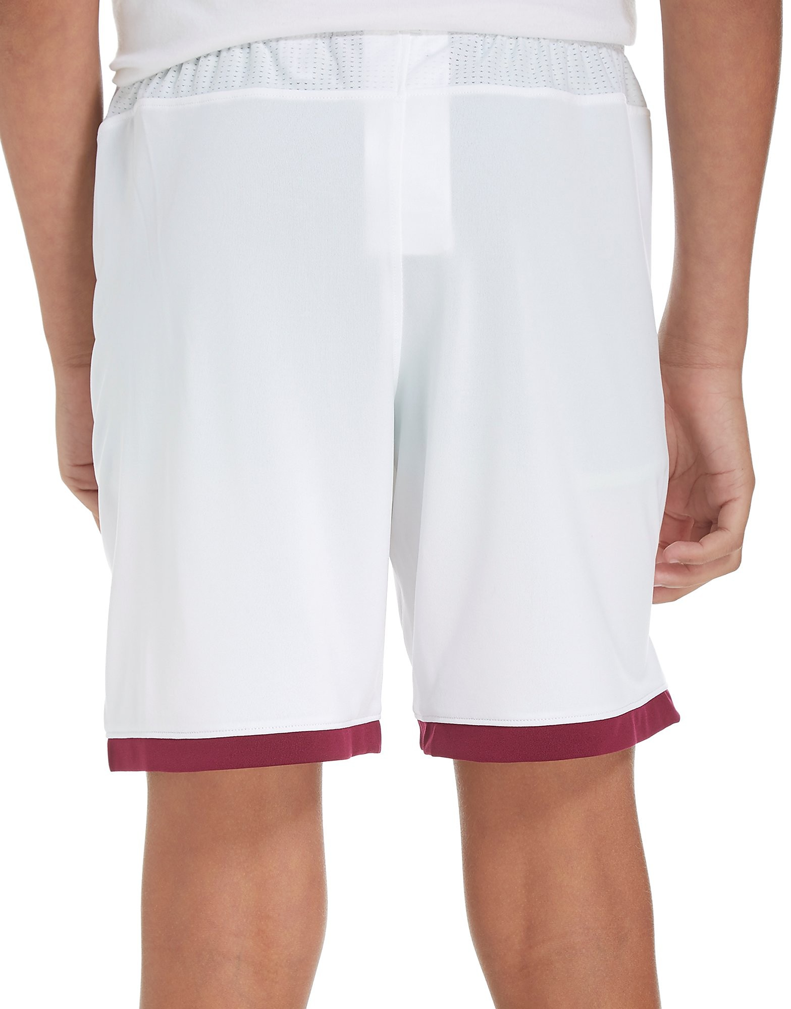 Under Armour Aston Villa FC 2017/18 Home Shorts Junior