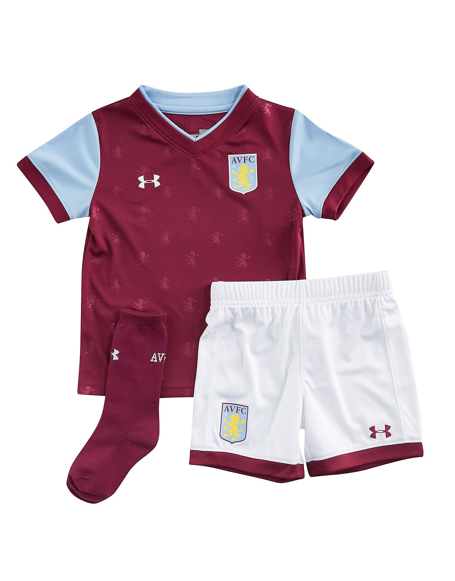 Under Armour Aston Villa 2017/18 Home Kit