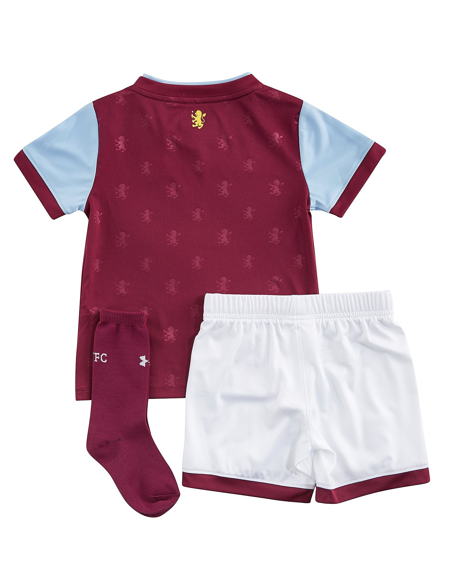 Under Armour Aston Villa 2017/18 Home Kit Infant