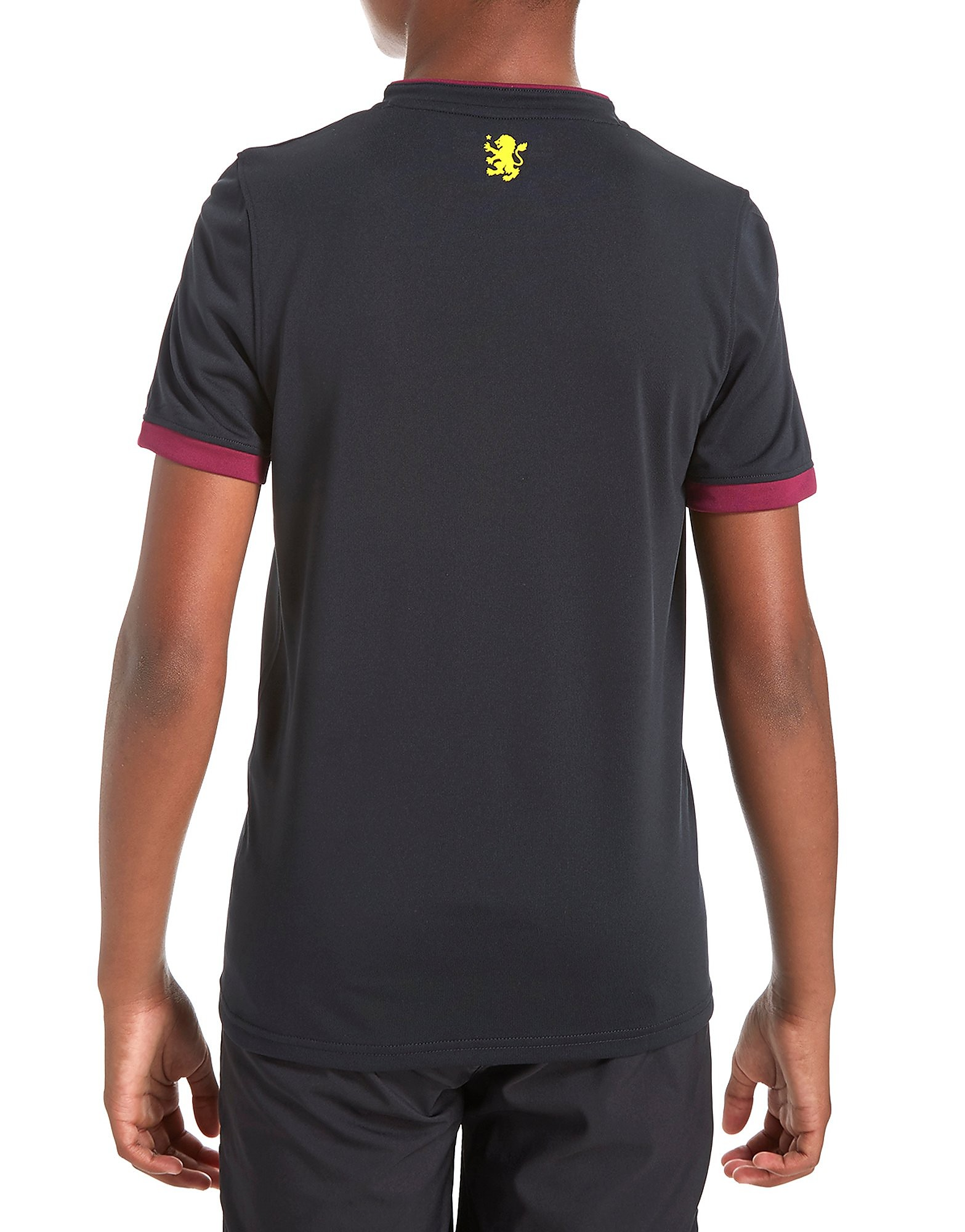 Under Armour Aston Villa Away Shirt 2017/18 Junior