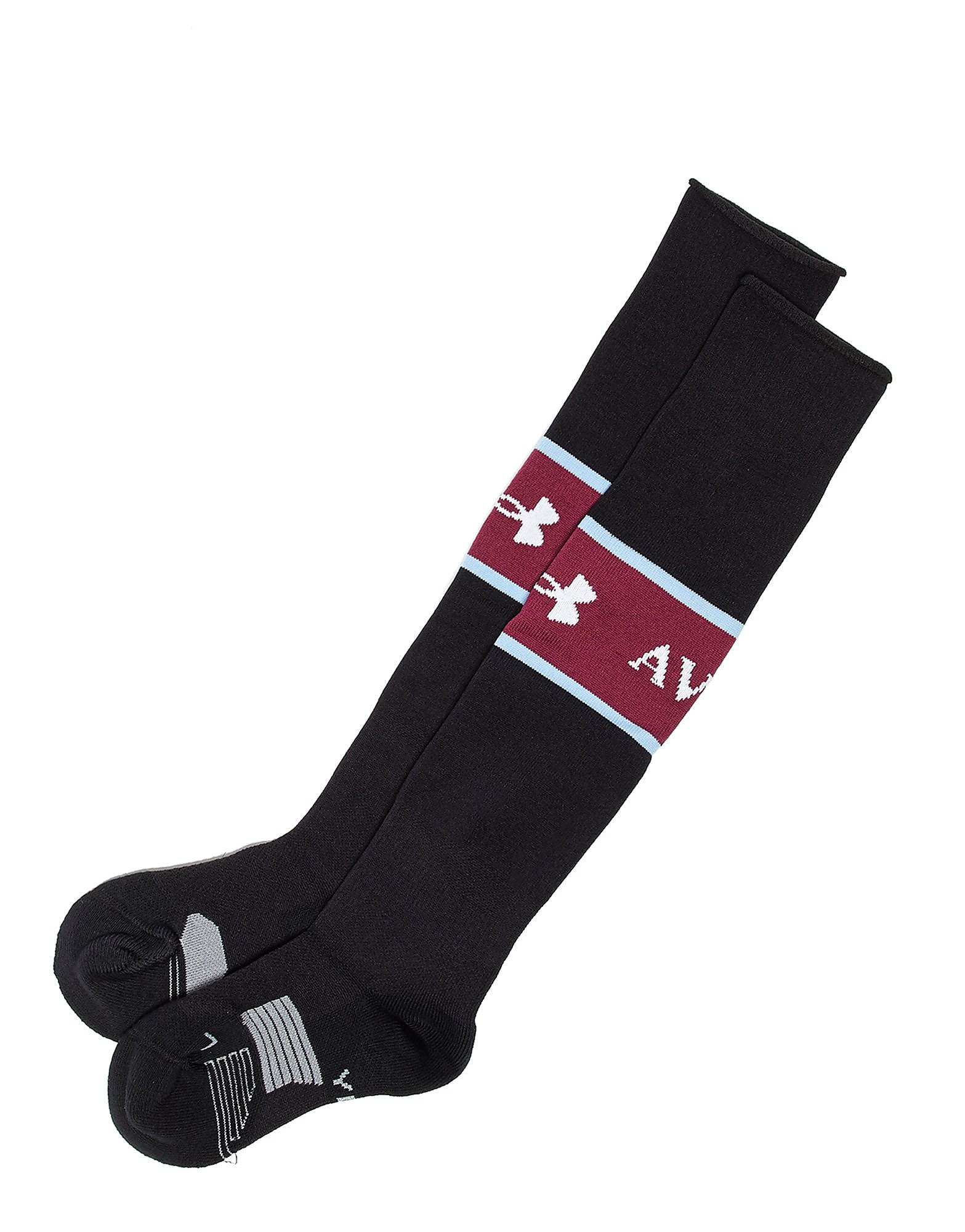 Under Armour Aston Villa Away 2017/18 Socks Junior