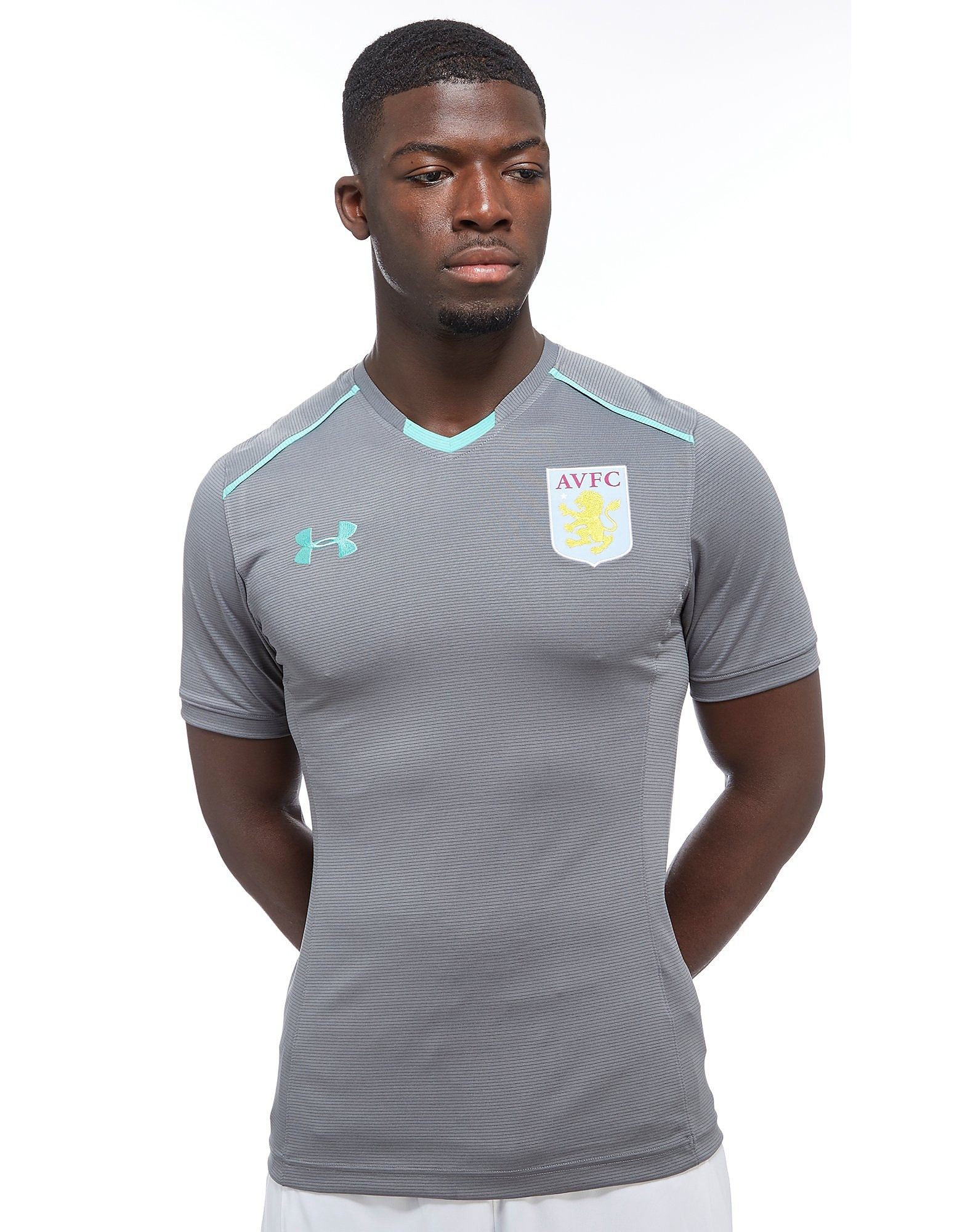 Under Armour Aston Villa 2017 Training T-Shirt