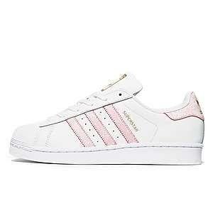 adidas superstar roze streep