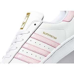 adidas superstar licht roze