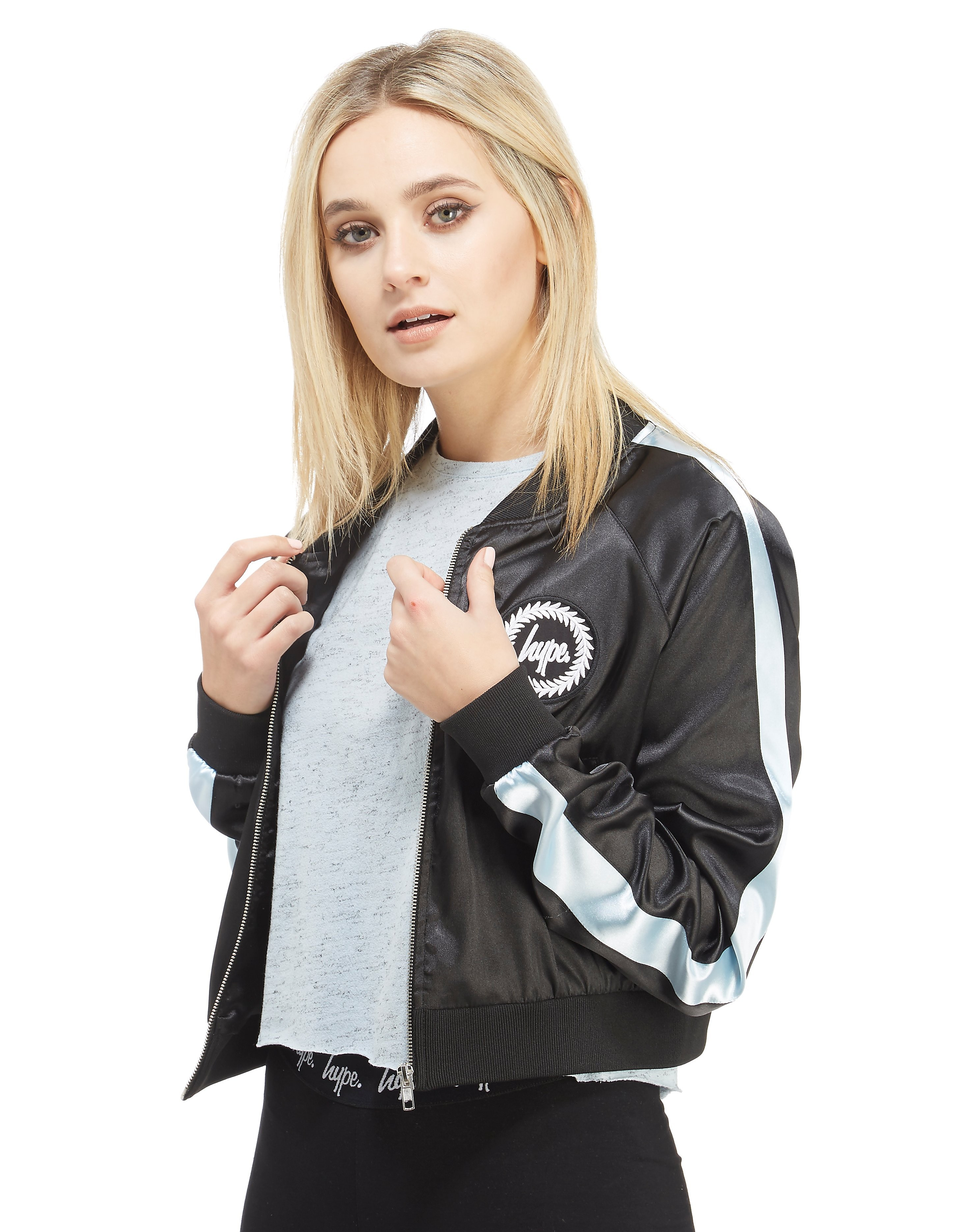 Hype Crop Souvenir Jacket