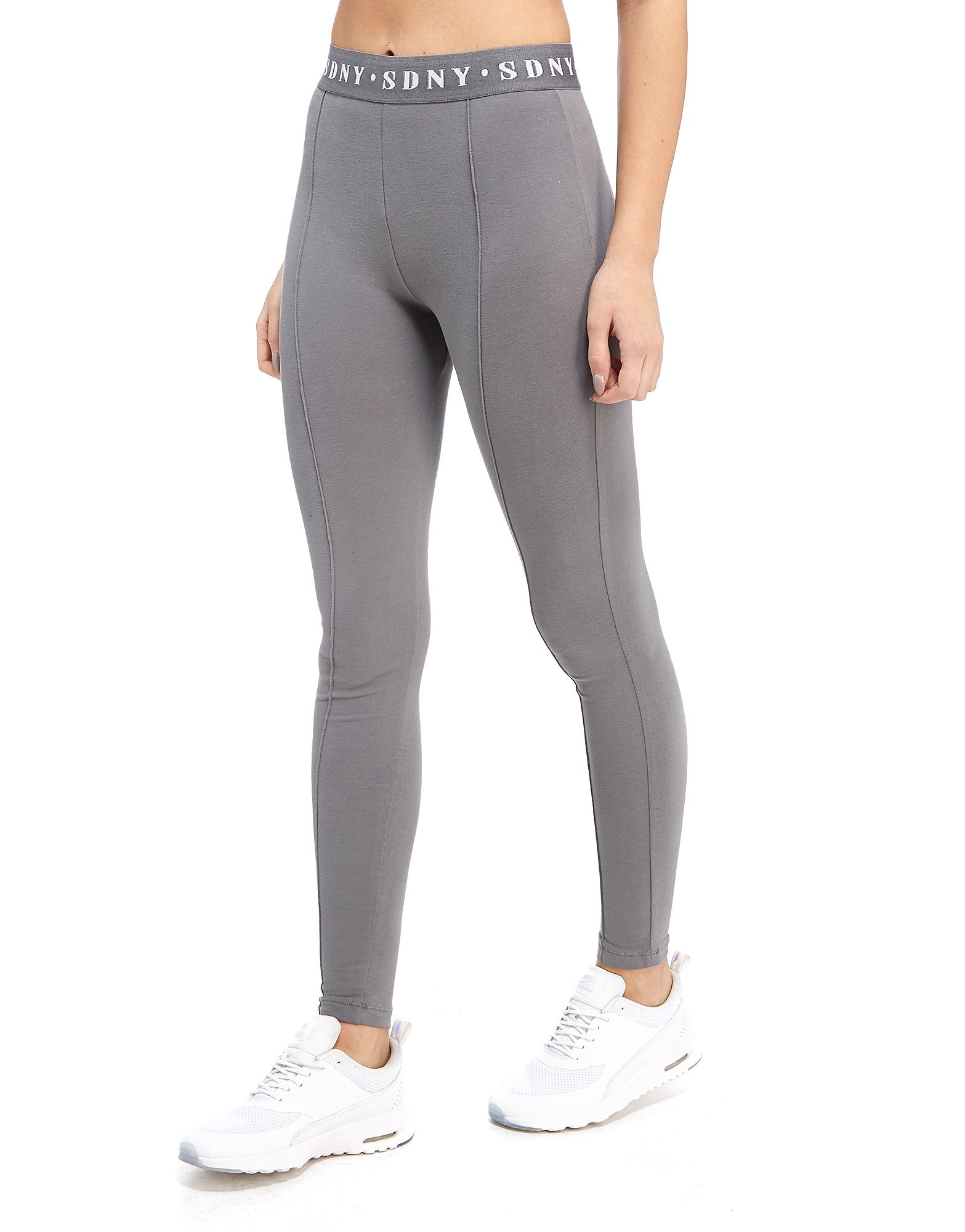 Supply & Demand Suede Leggings