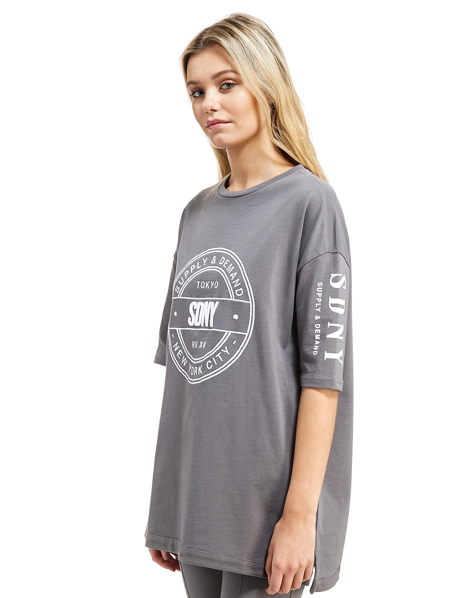 Supply & Demand Step Logo T-Shirt