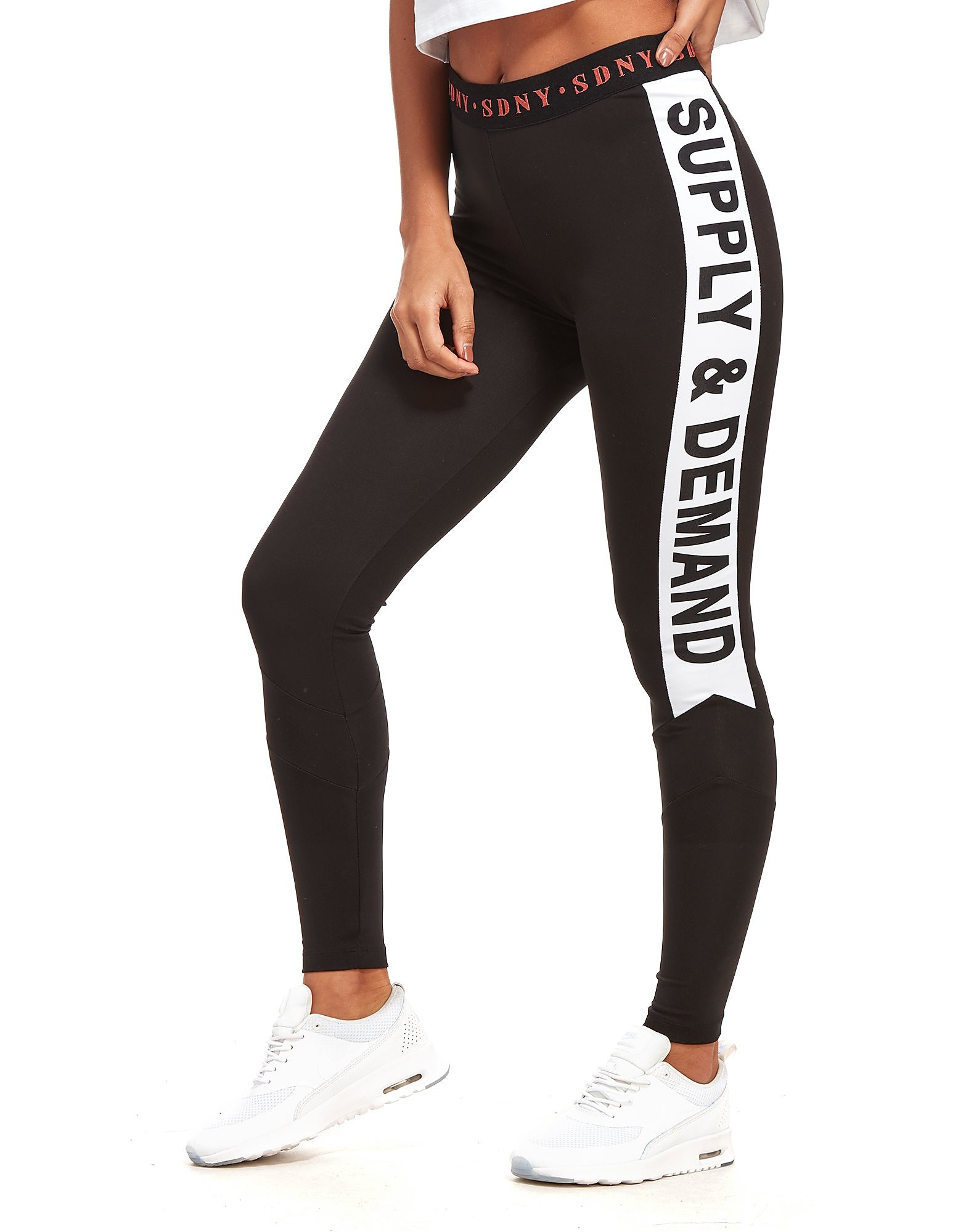 Supply & Demand Legging fuseau avec logo