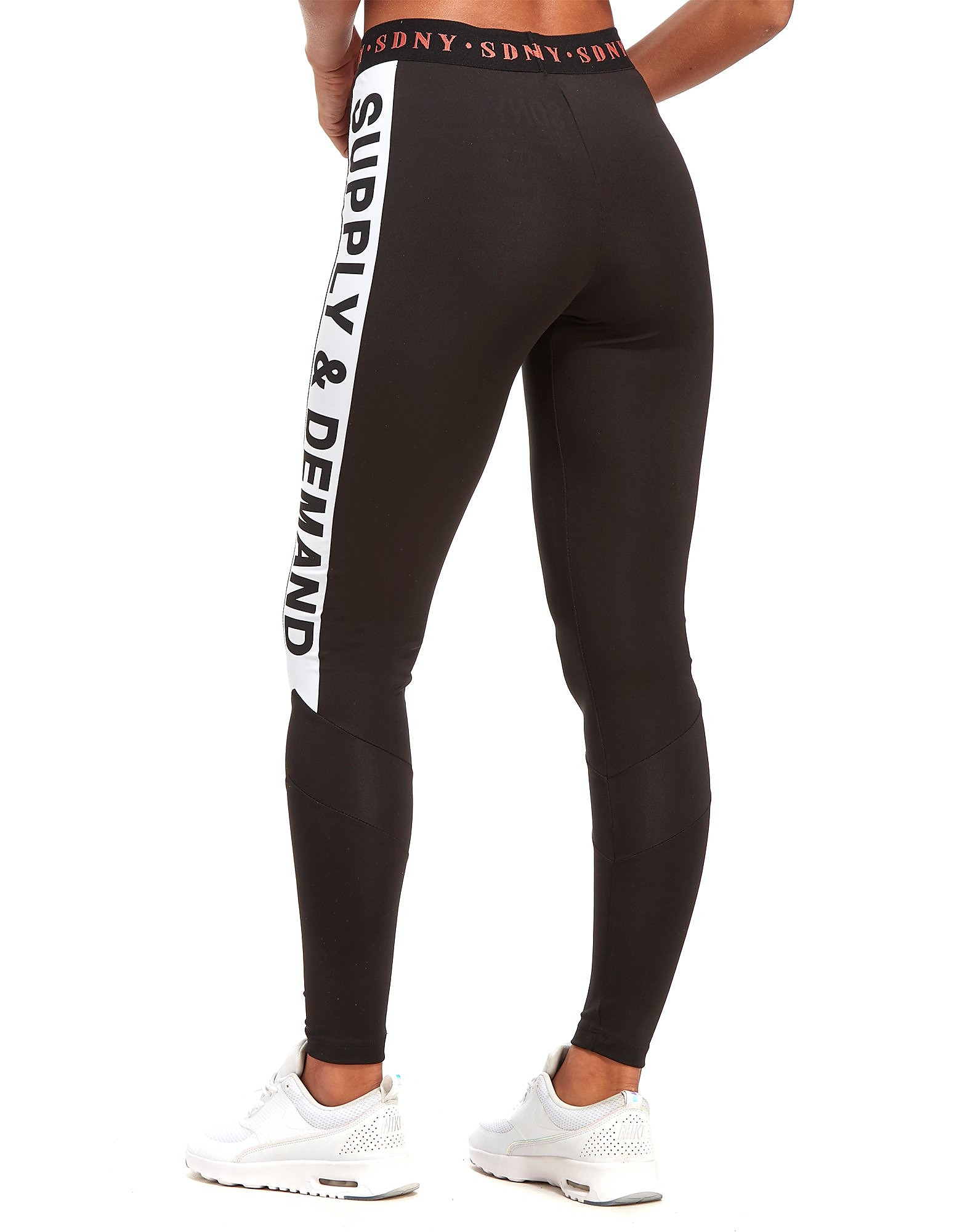 Supply & Demand Logo Tape Leggings