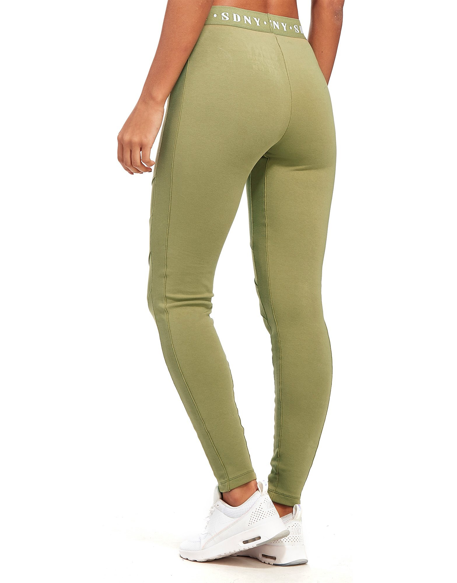 Supply & Demand Legging à empiècements mesh